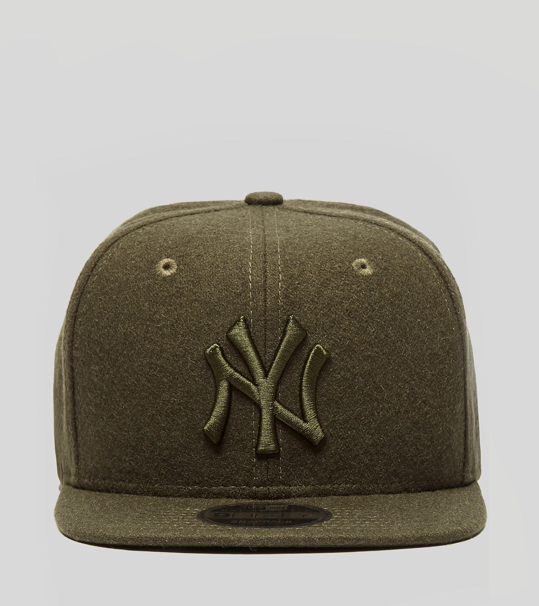New Era Melton Tonal NY 9FIFTY Cap - size? Exclusive