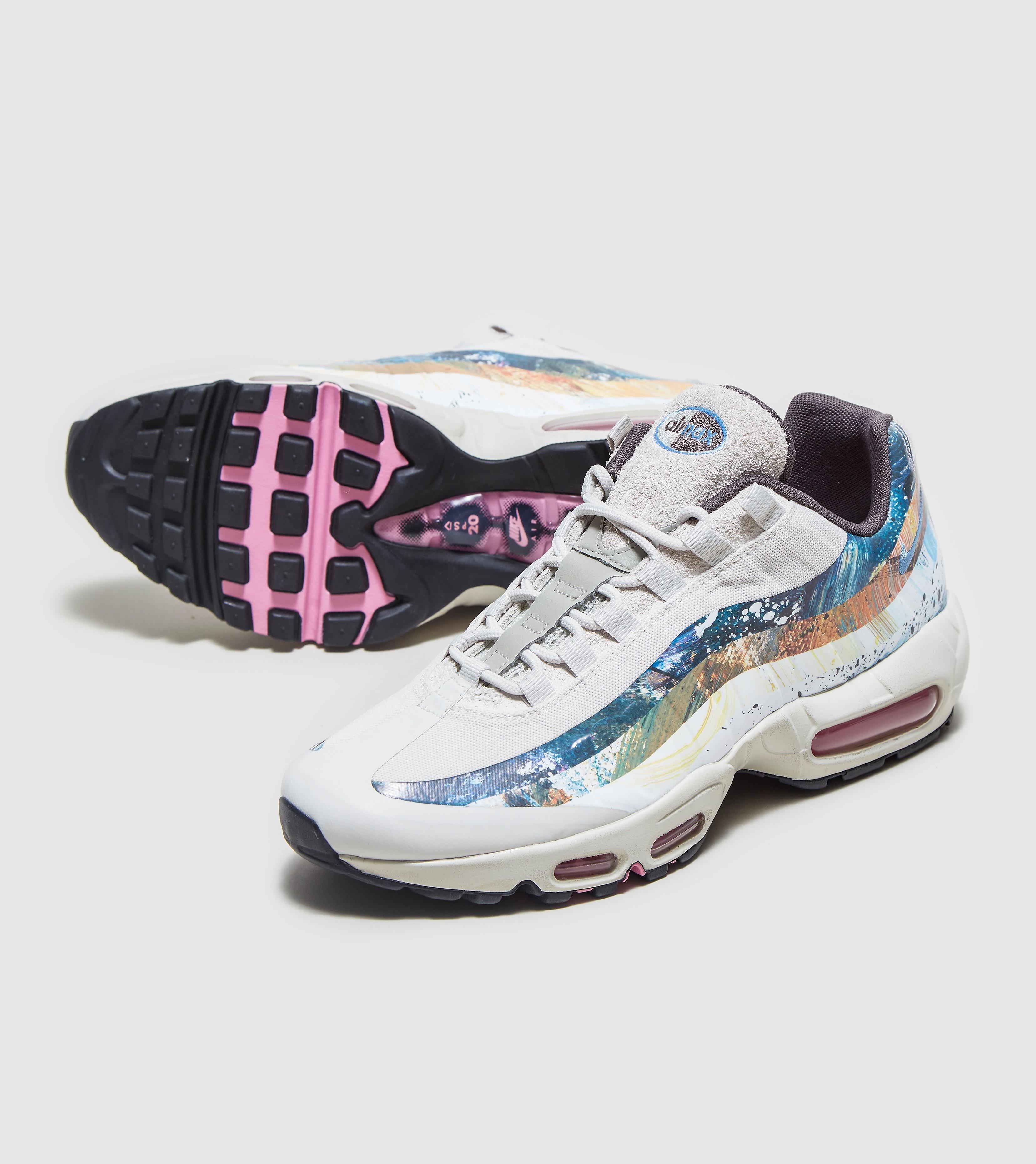 Nike x size? x Dave White Air Max 95 DW