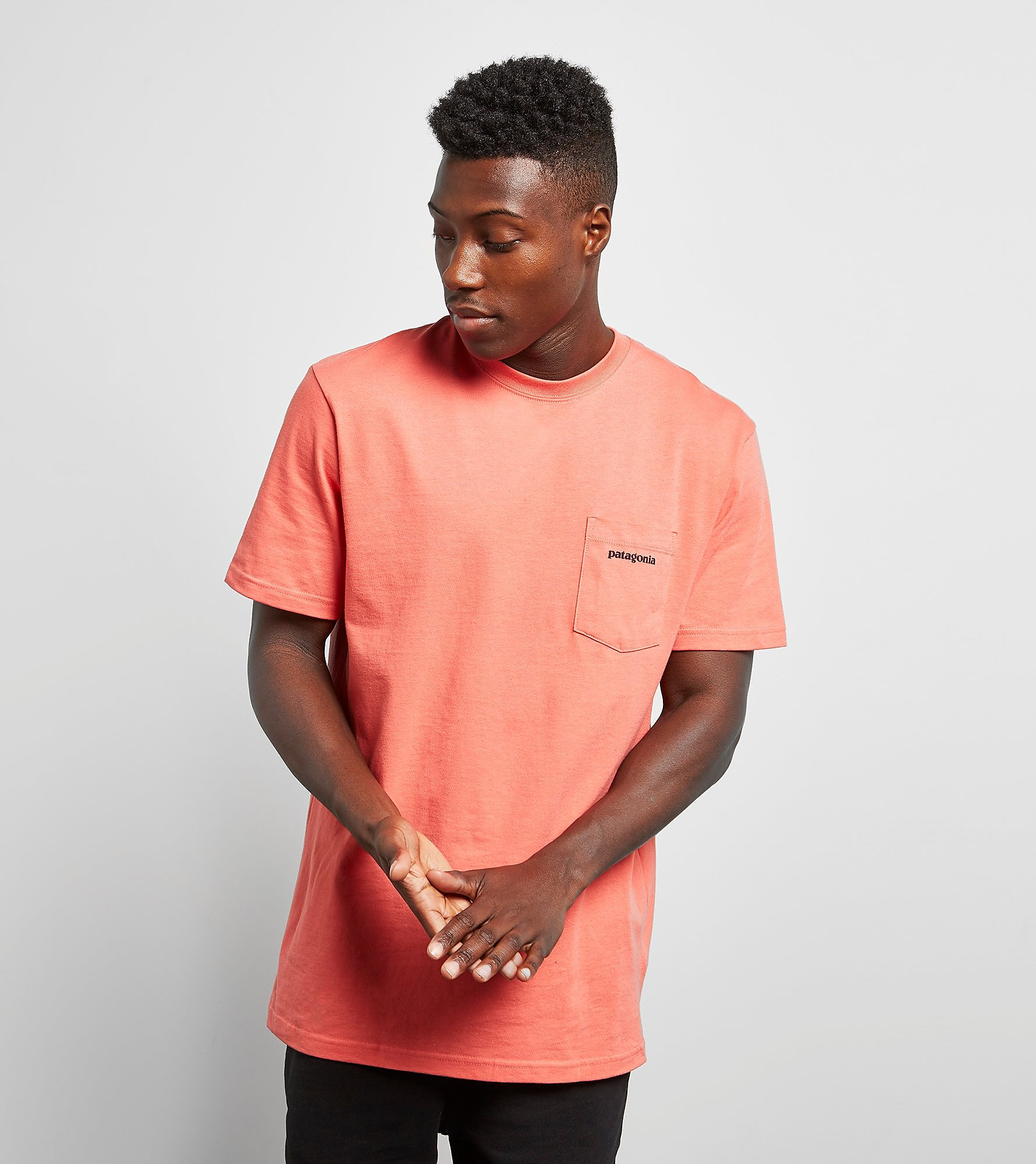 Patagonia P6 Logo Pocket T-Shirt