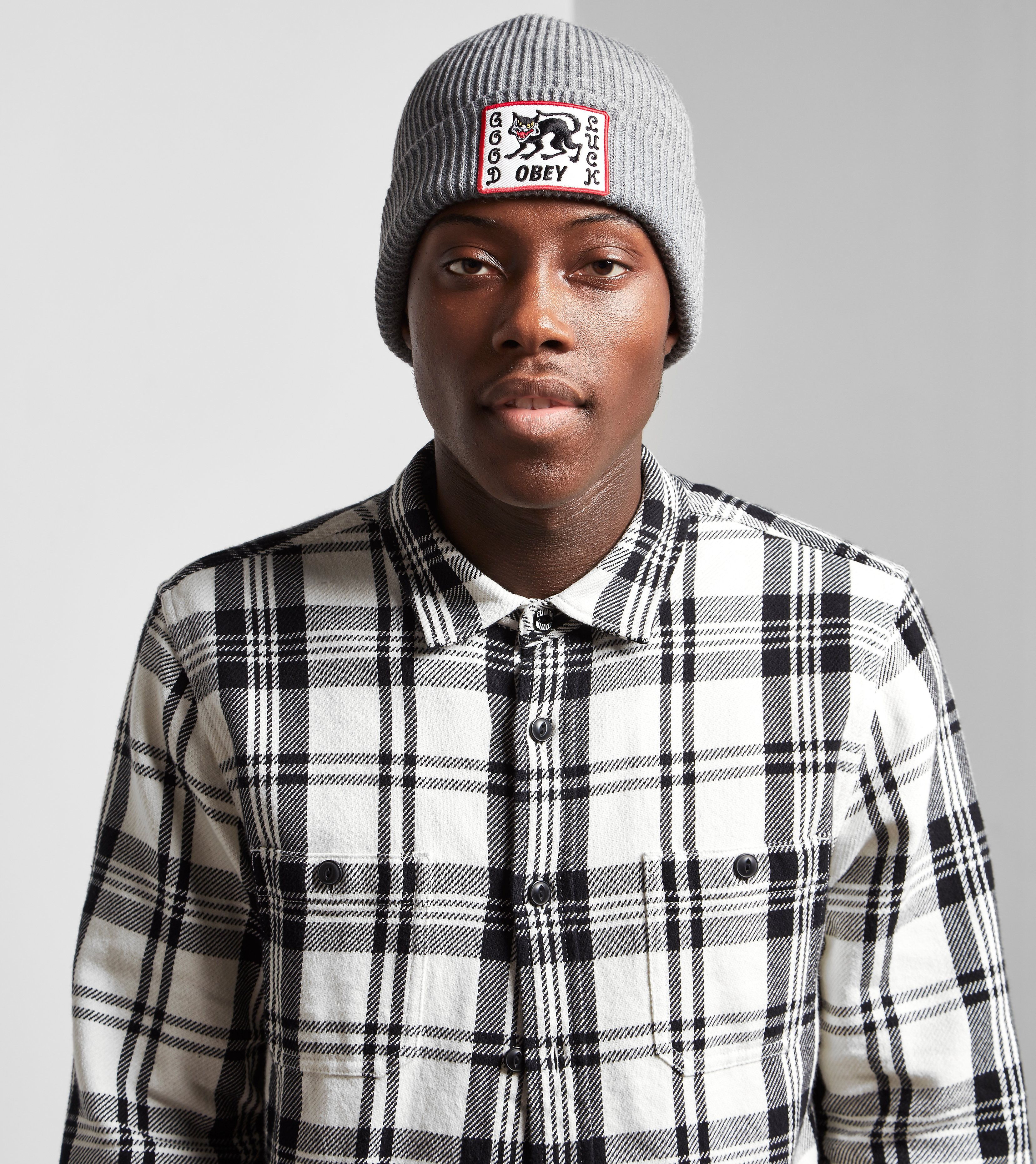 Obey Good Luck Beanie