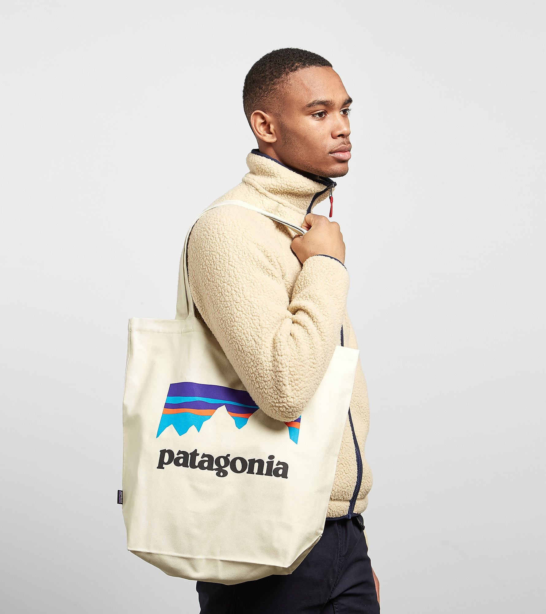 Patagonia '73 Logo Tote Bag