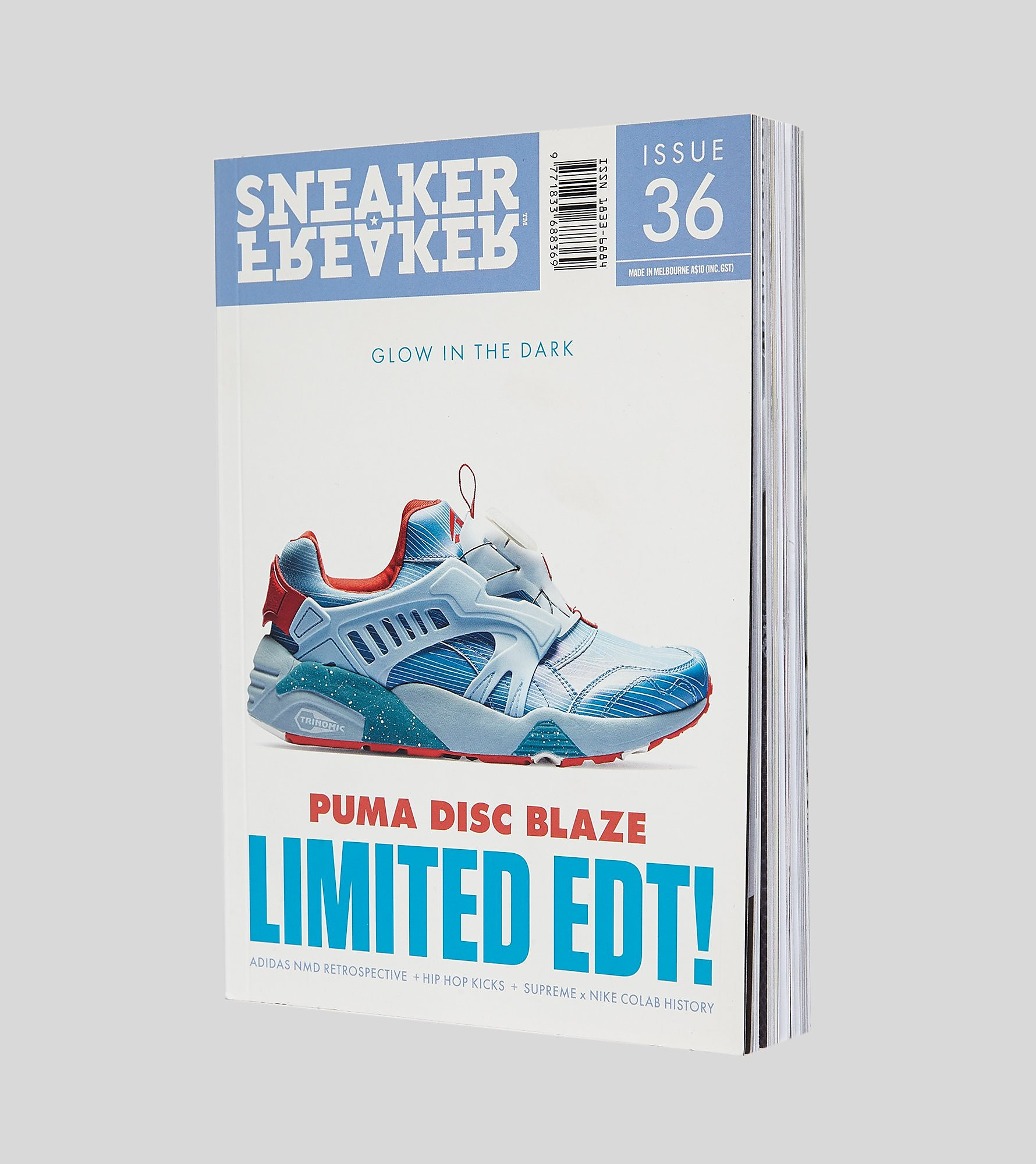 Sneaker Freaker Issue 36