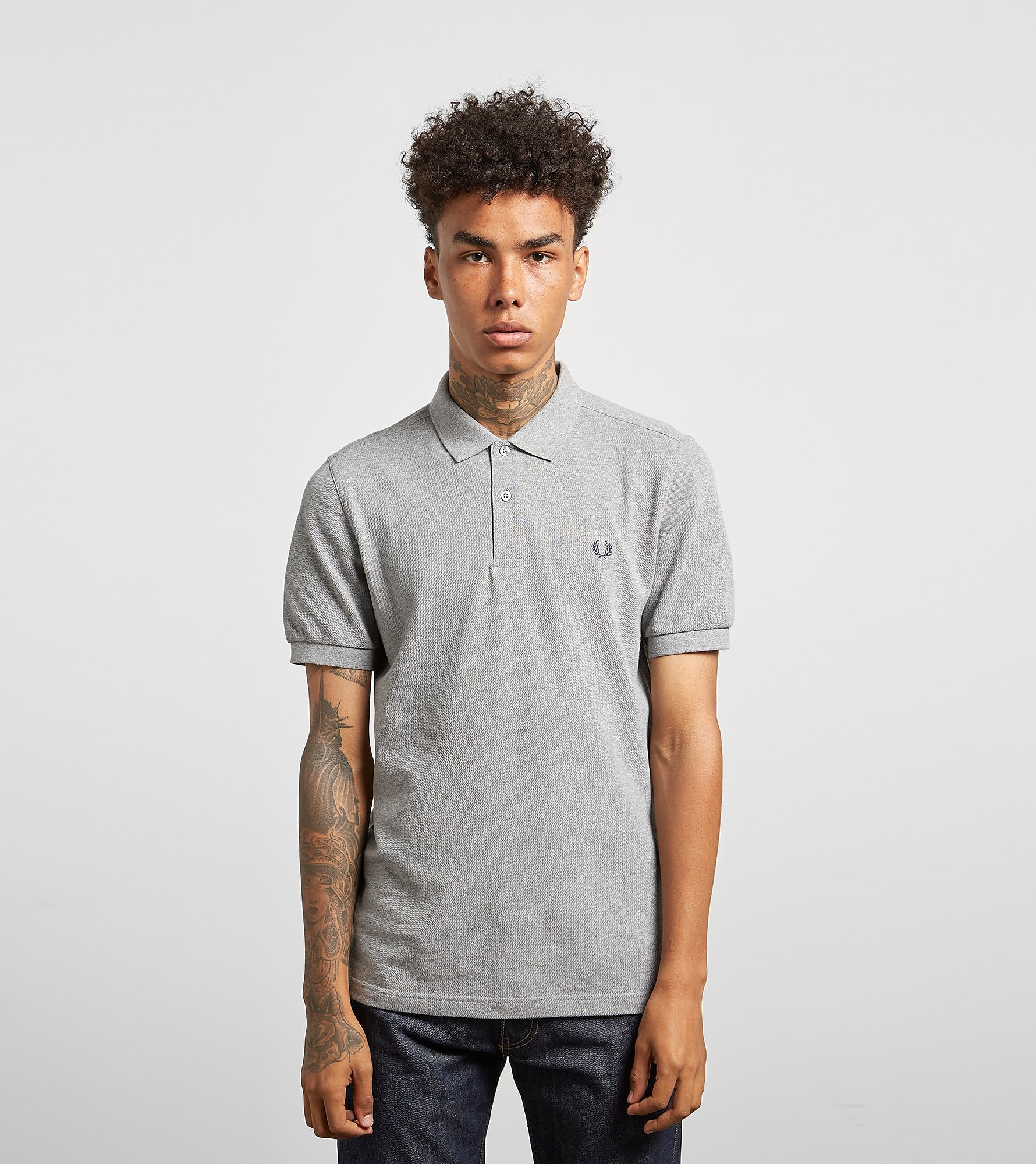 Fred Perry Tonal Polo Shirt