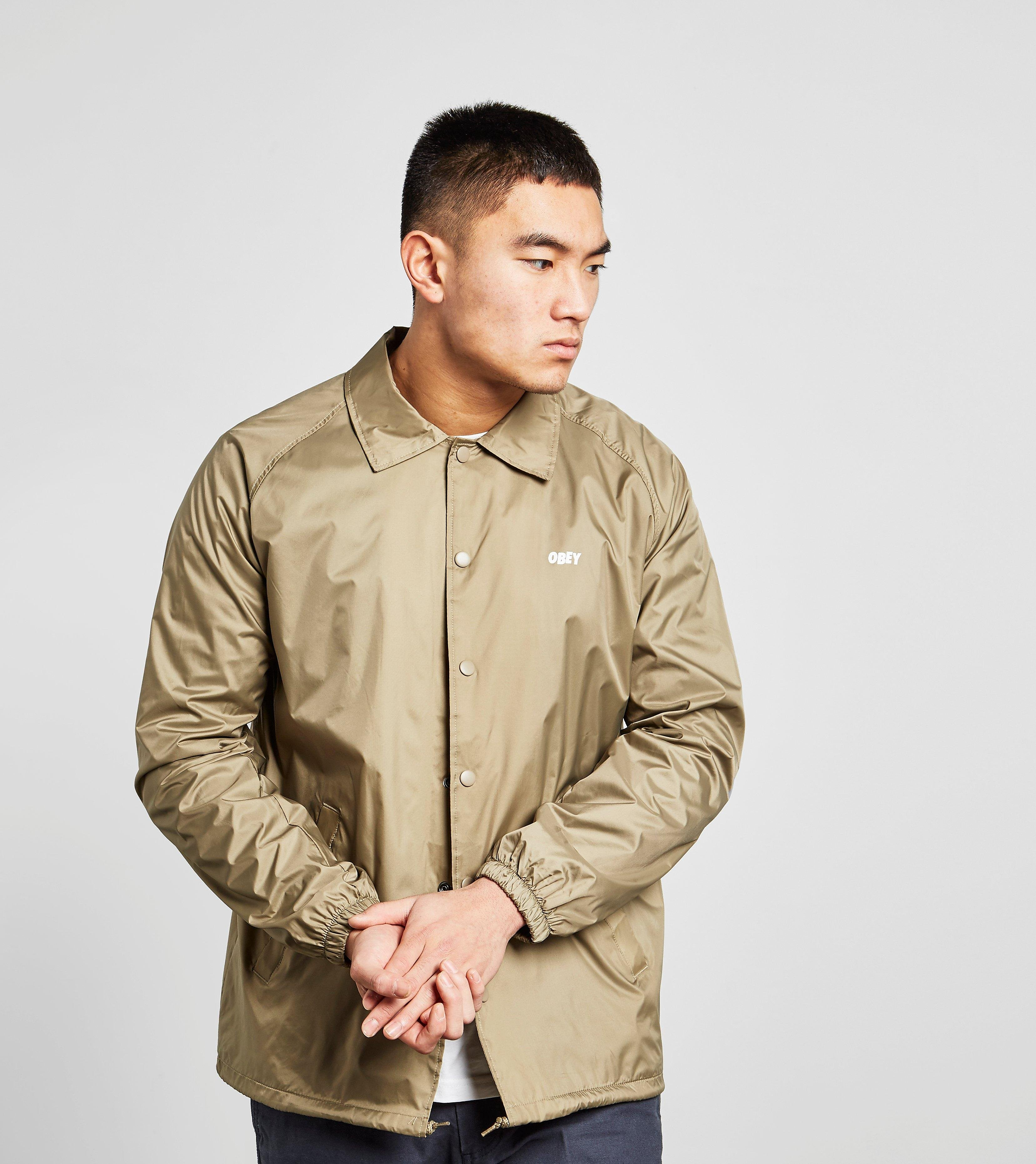 Obey Lo-Fi Coach Jacket