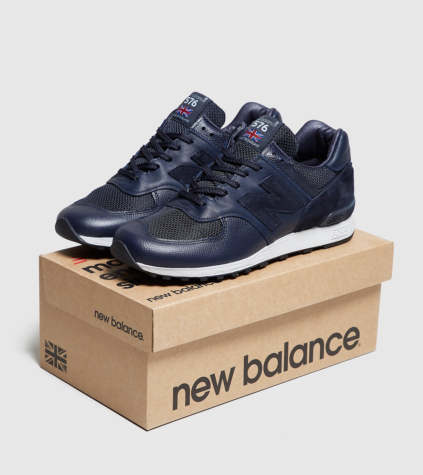 New Balance 576 Premium Leather