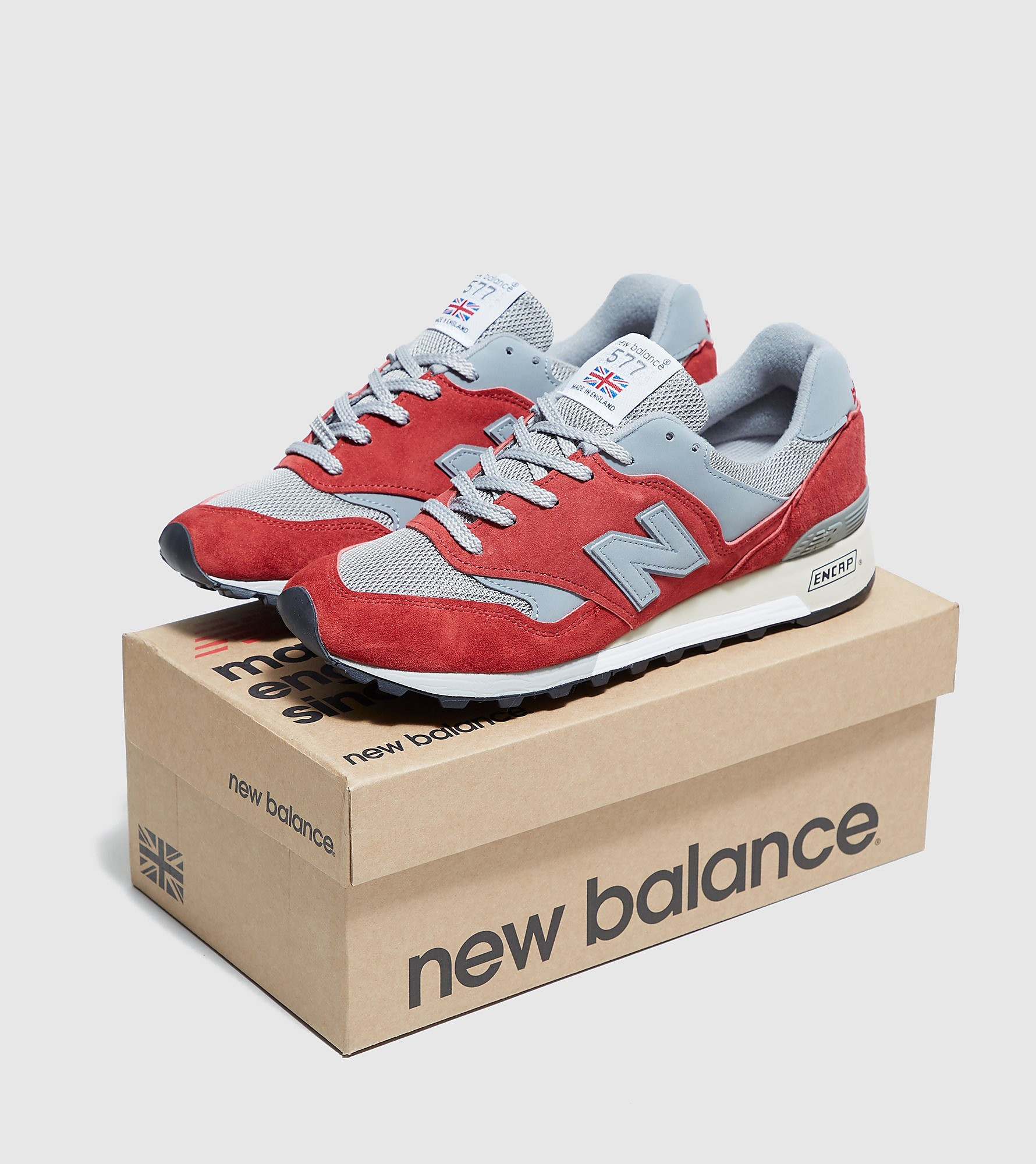 New Balance 577 Suede