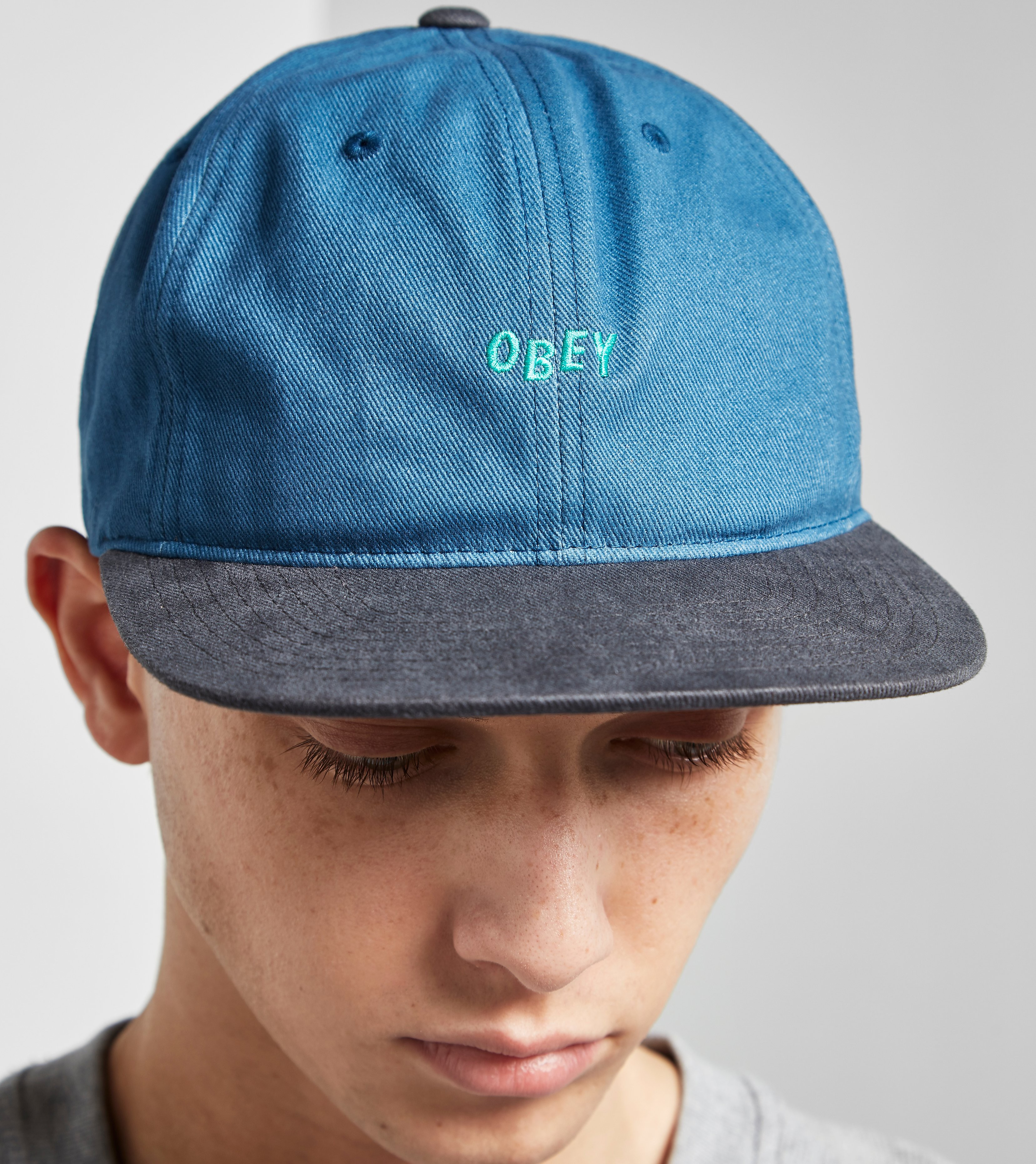 Obey '90s Two Tone Strapback Cap