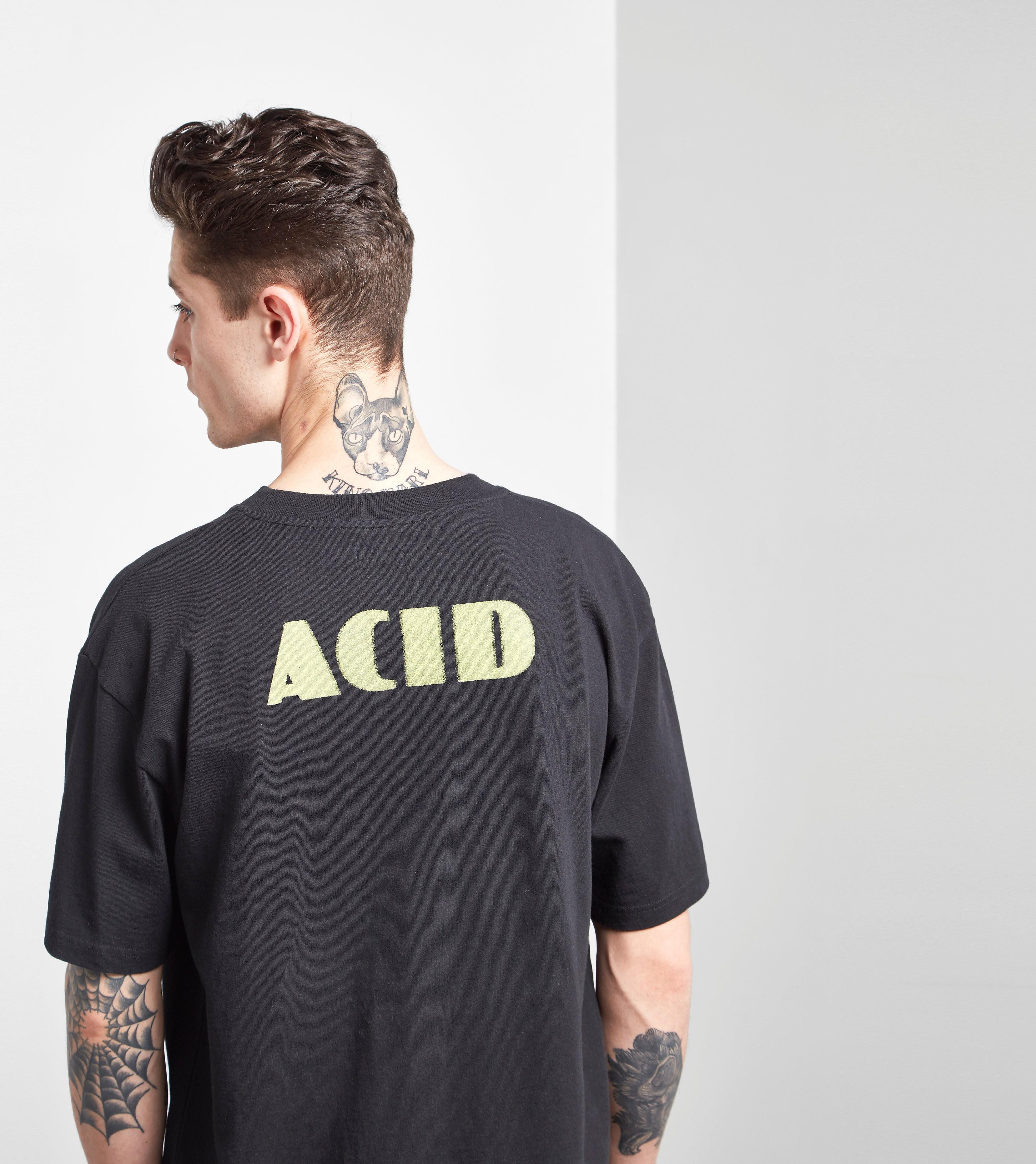 Edwin Acid Print T-Shirt
