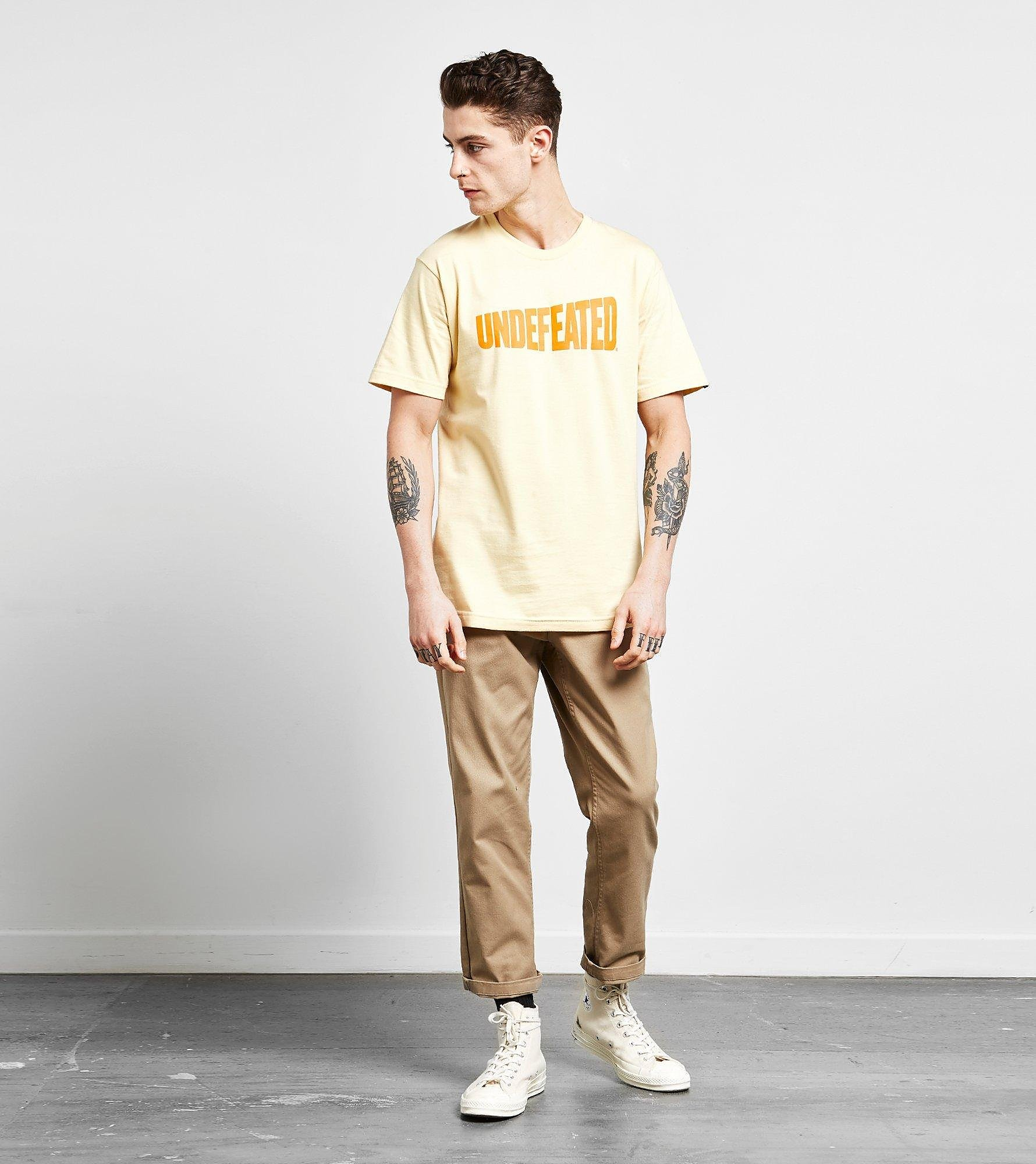 Undefeated Whole Wheat T-Shirt