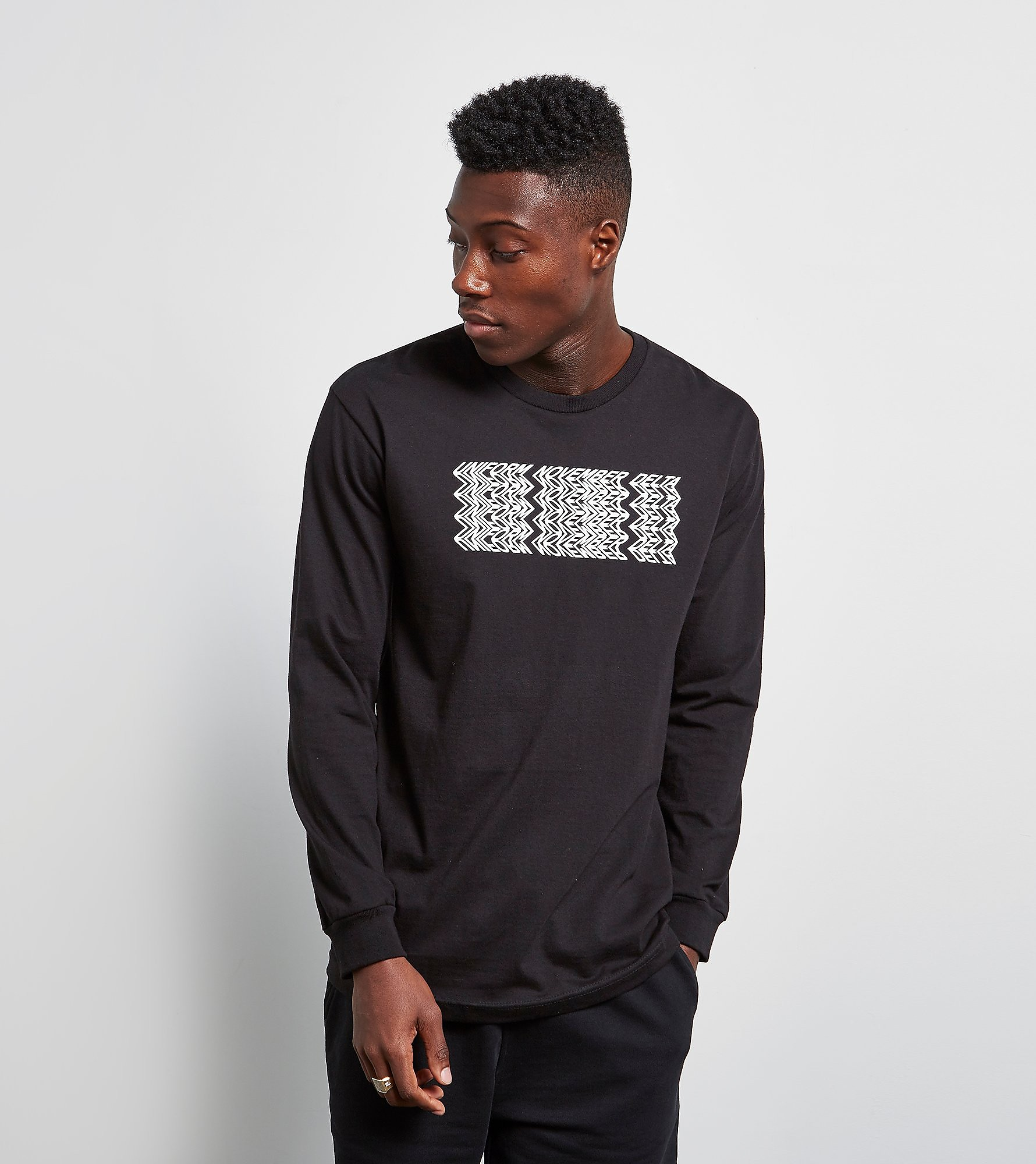 Undefeated Long-Sleeved Perpetl T-Shirt