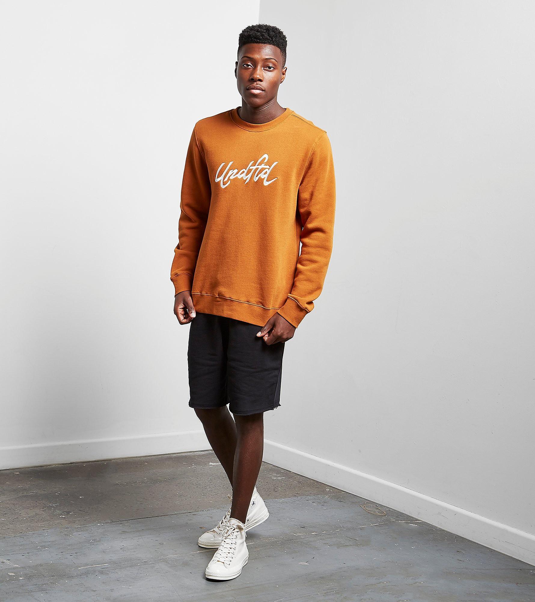 Undefeated Reporter Crew Sweatshirt