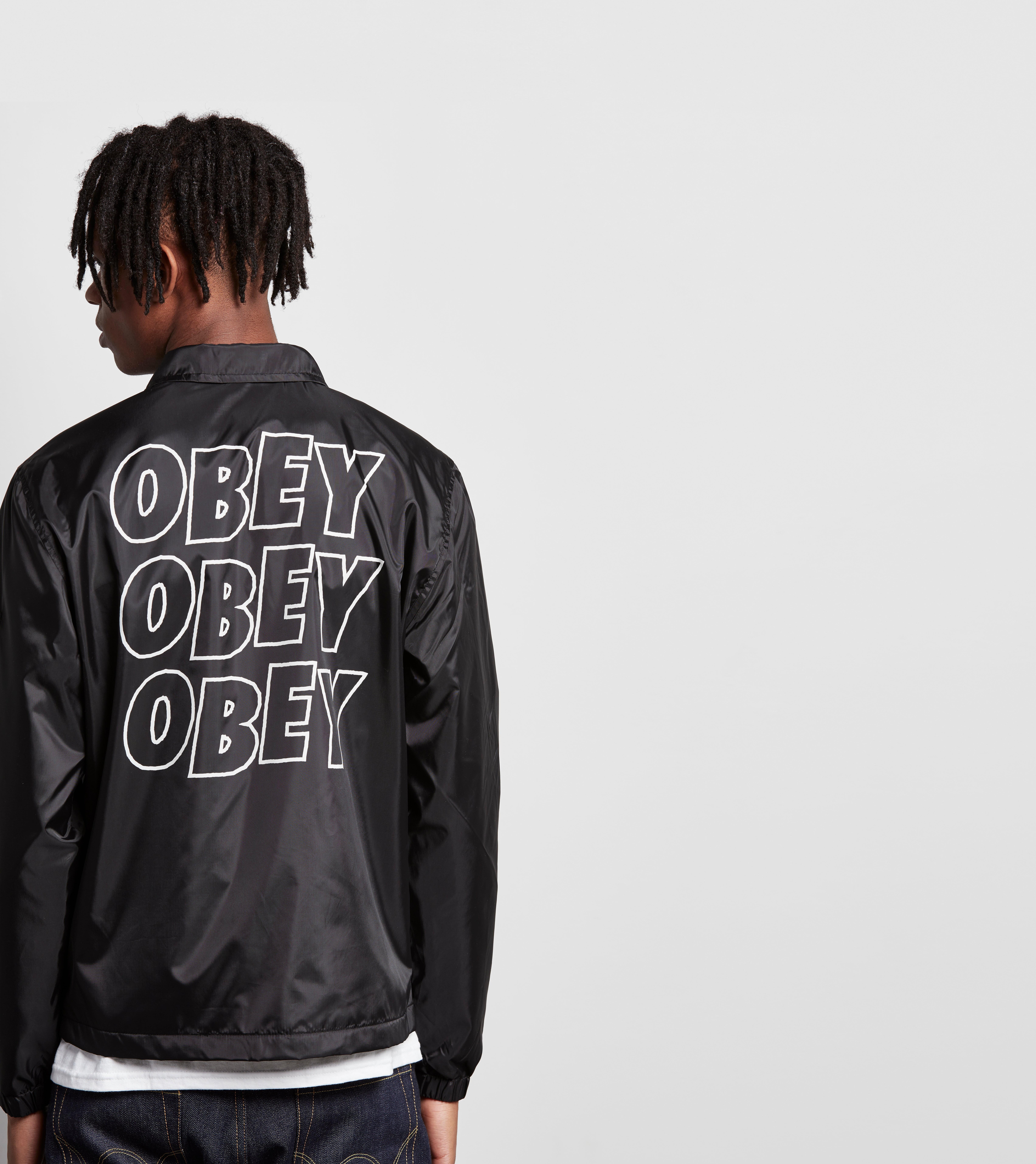 Obey Static Jacket