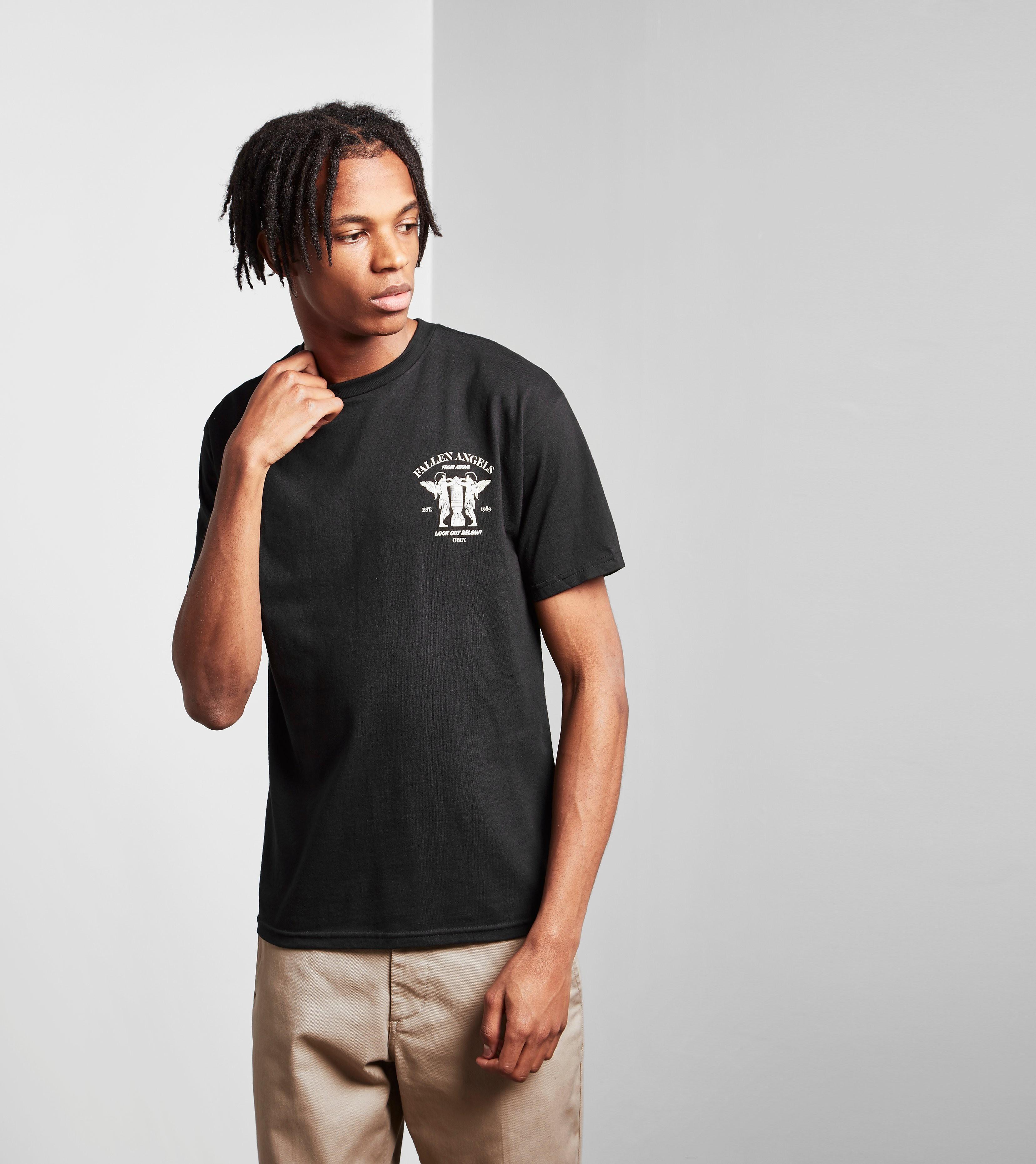 Obey Fallen Angels T-Shirt