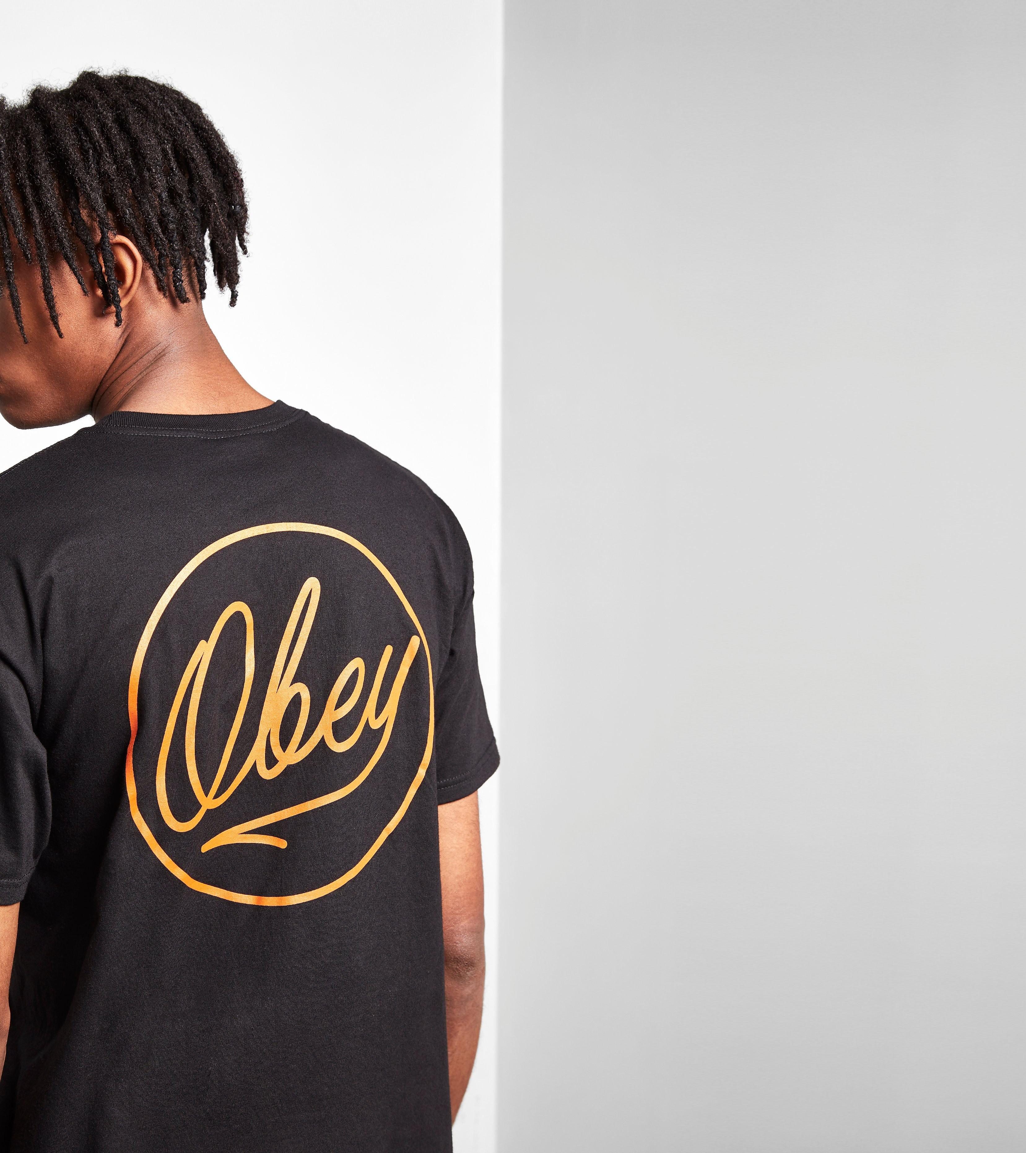 Obey Ballpoint T-Shirt