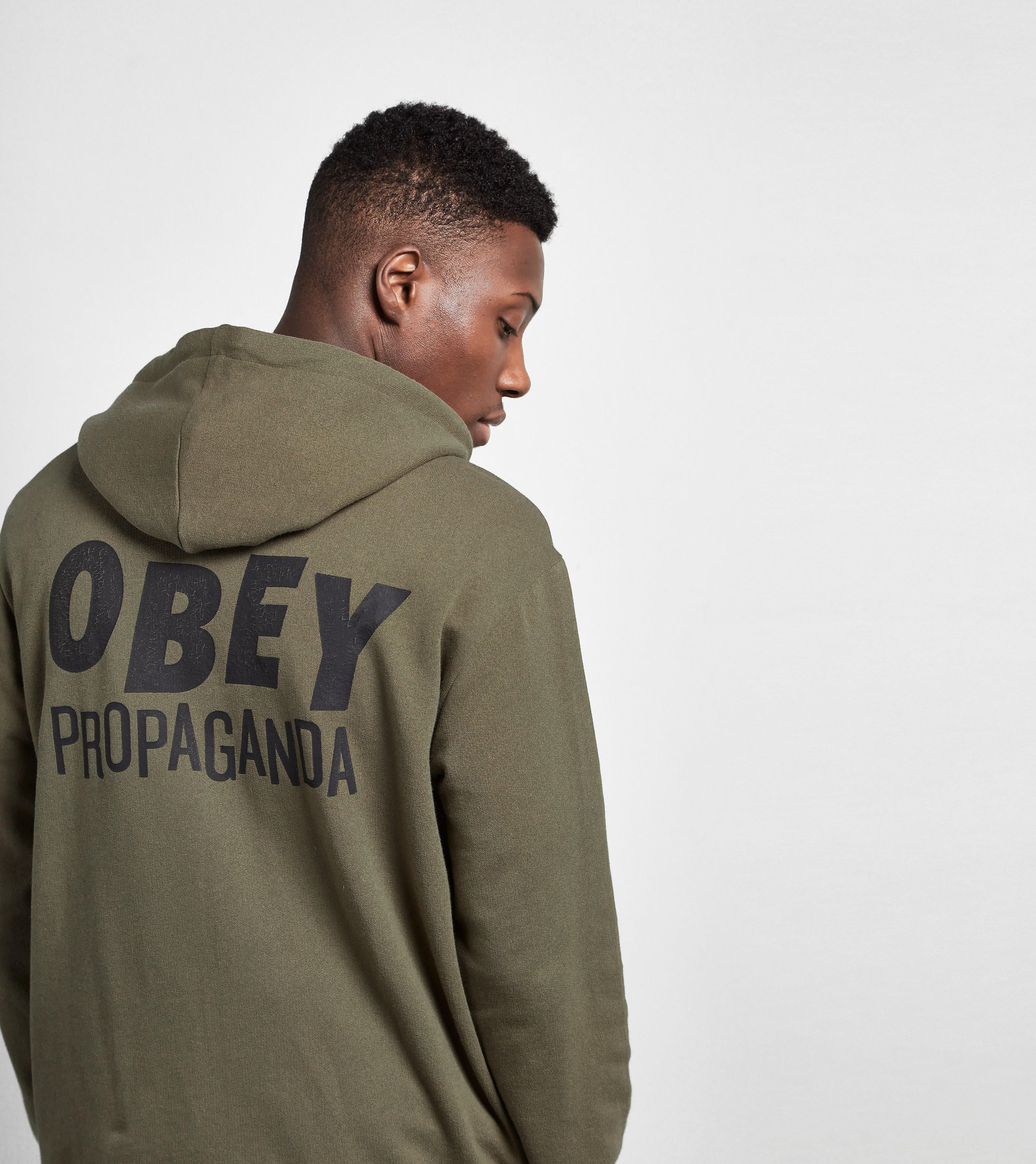 Obey Propaganda Bars Hoody