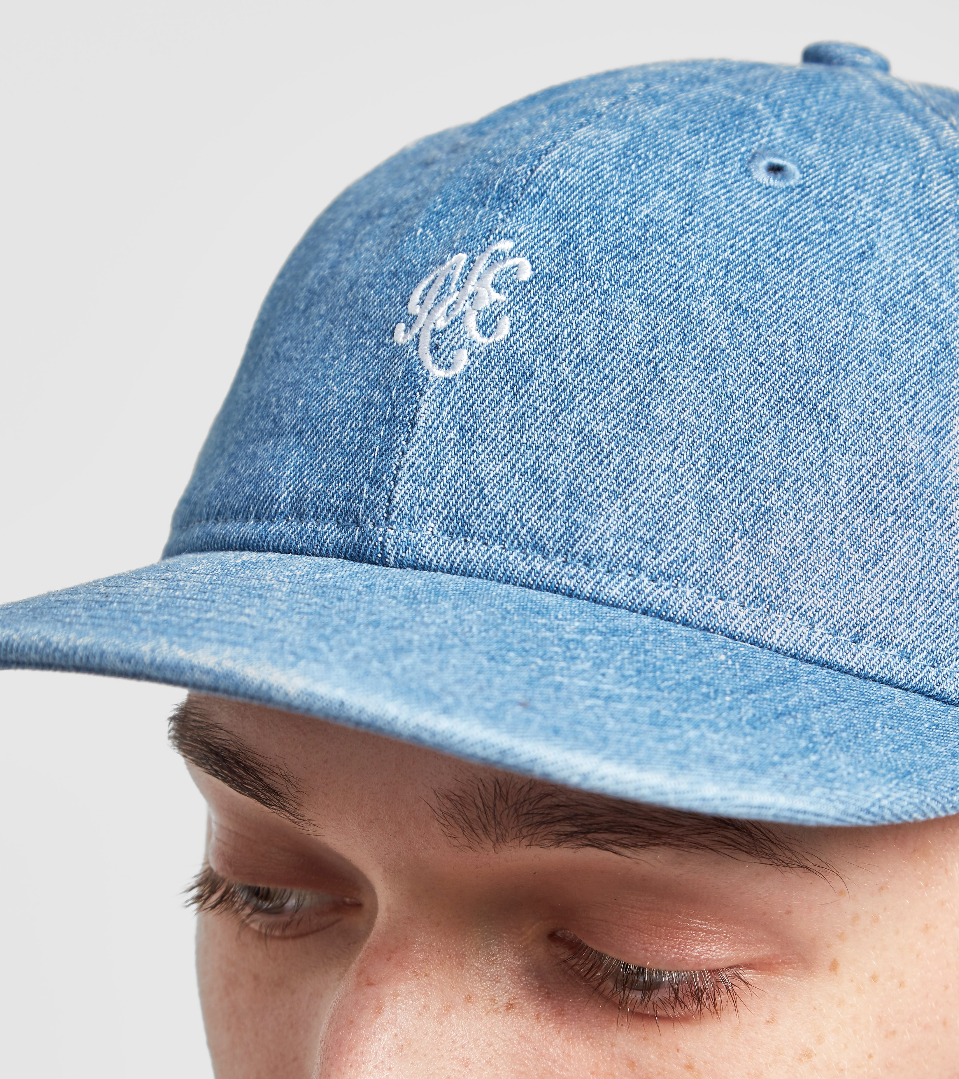 New Era Denim 9FIFTY Strapback Cap - size? Exclusive