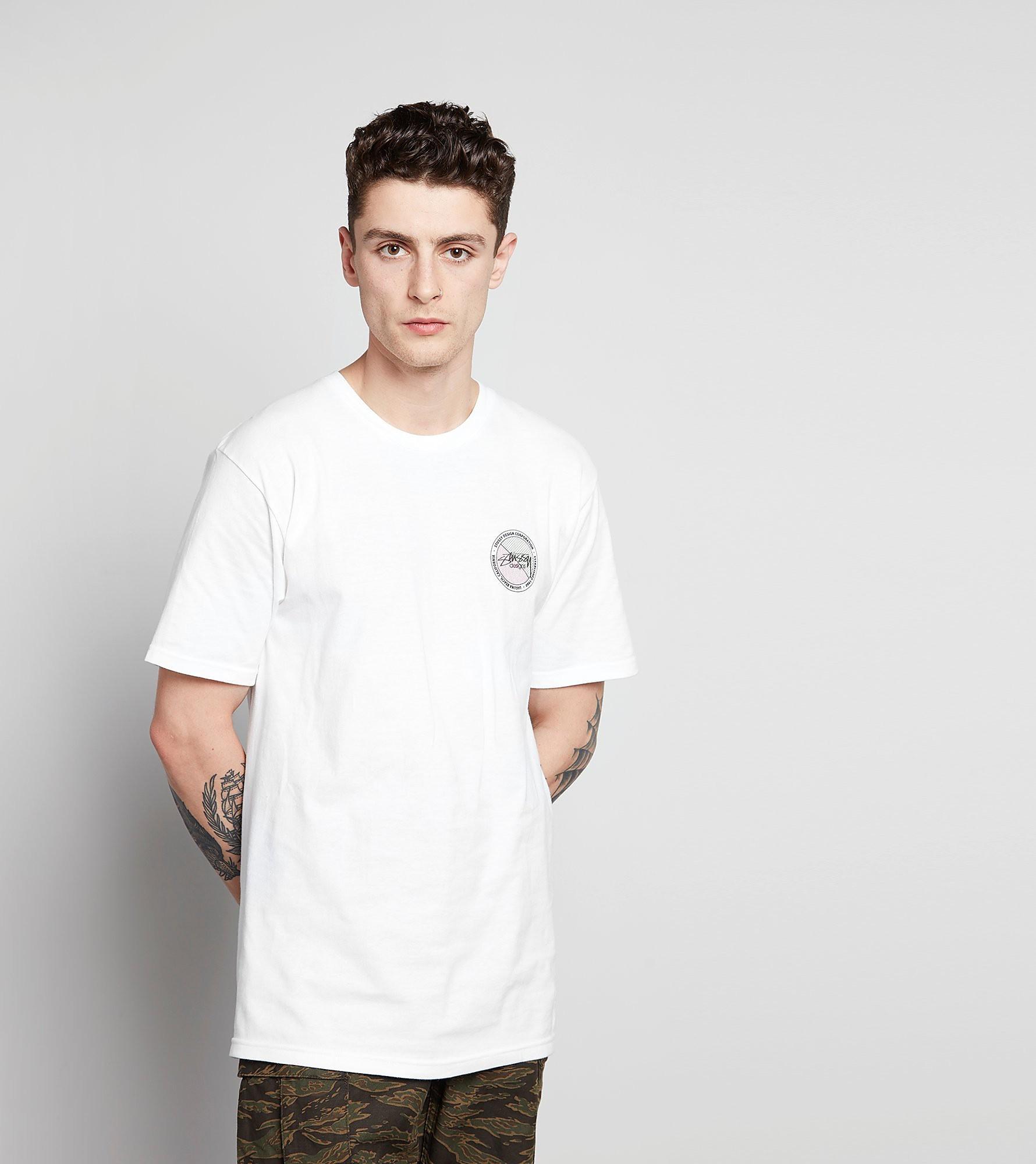 Stussy Halftone Dot T-Shirt