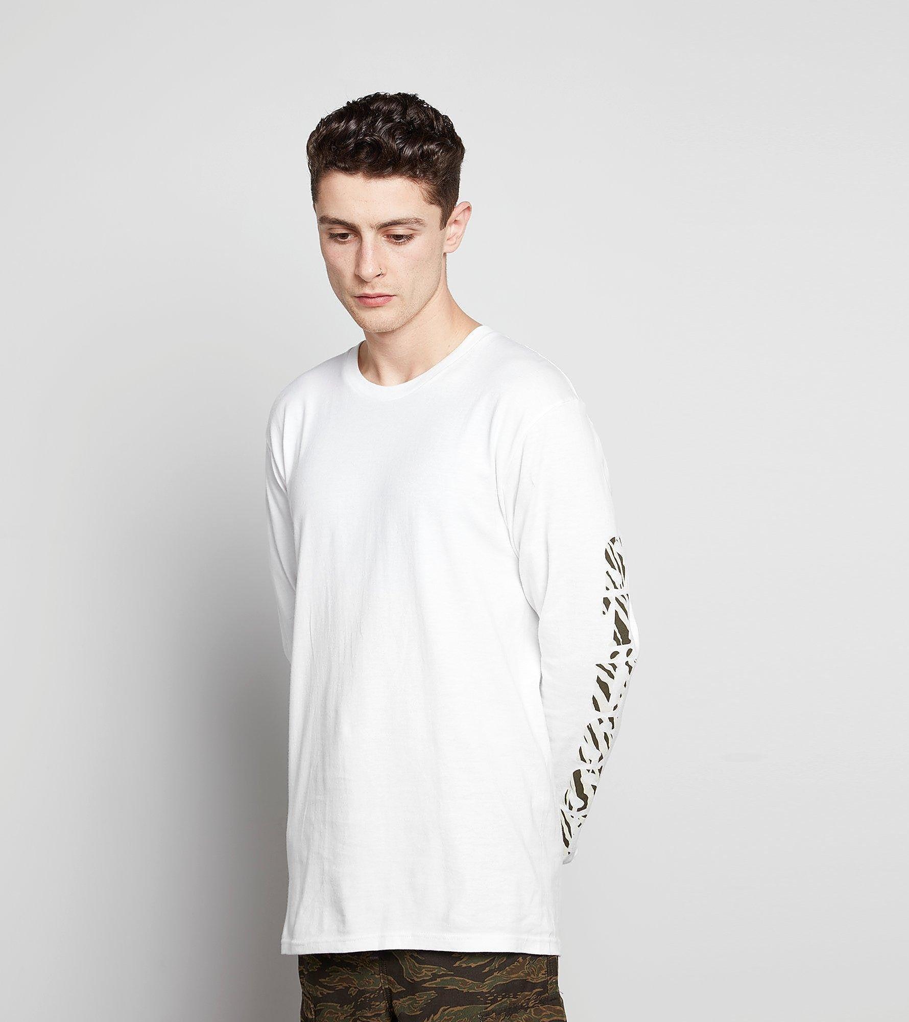 Stussy Long-Sleeved Left Wild T-Shirt