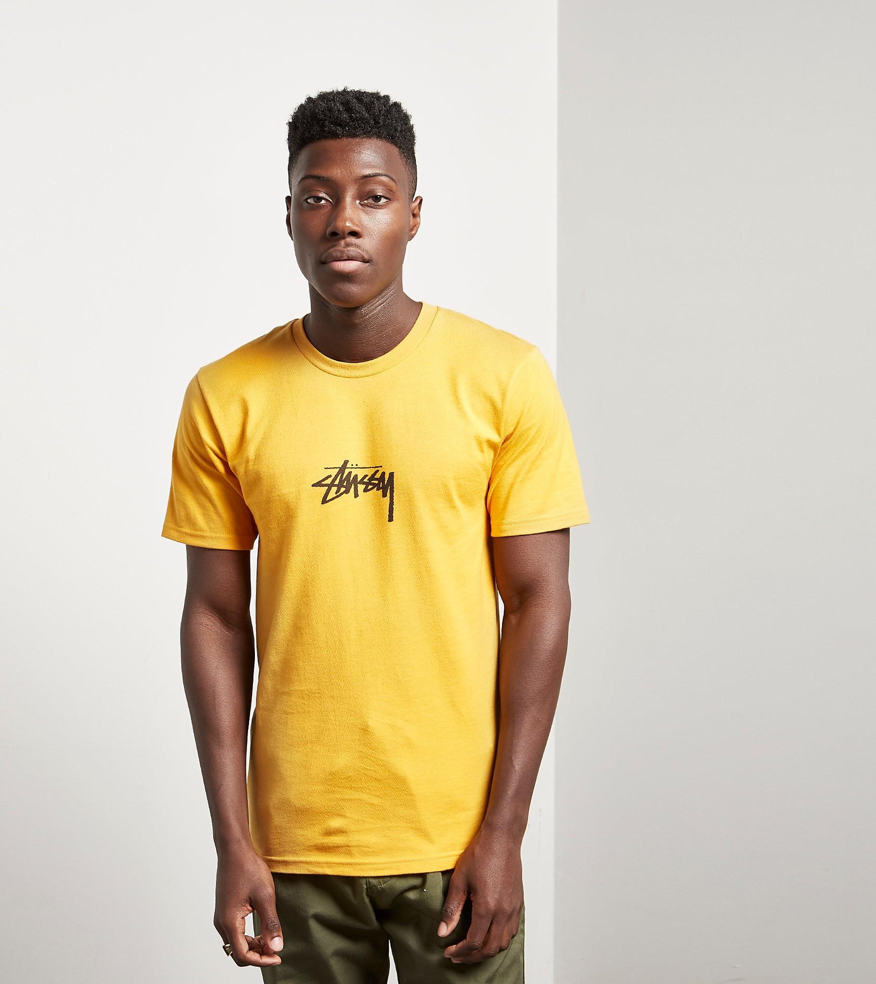 Stussy Stock Logo T-Shirt