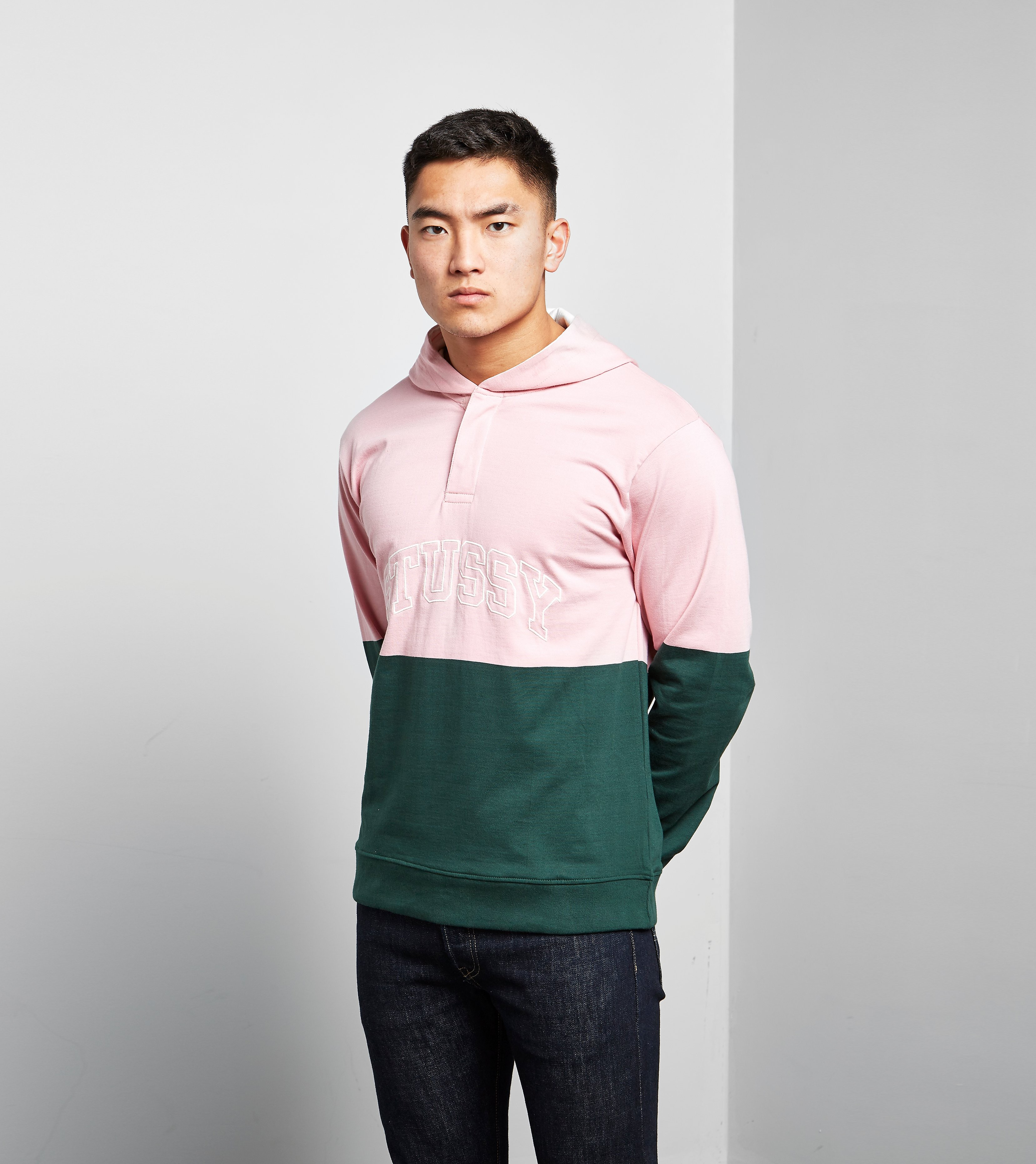 Stussy Block Hooded Jersey