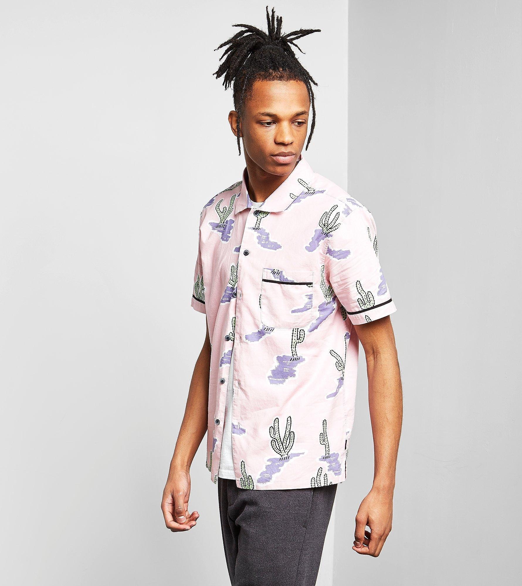 Stussy Cactus Short-Sleeved Shirt