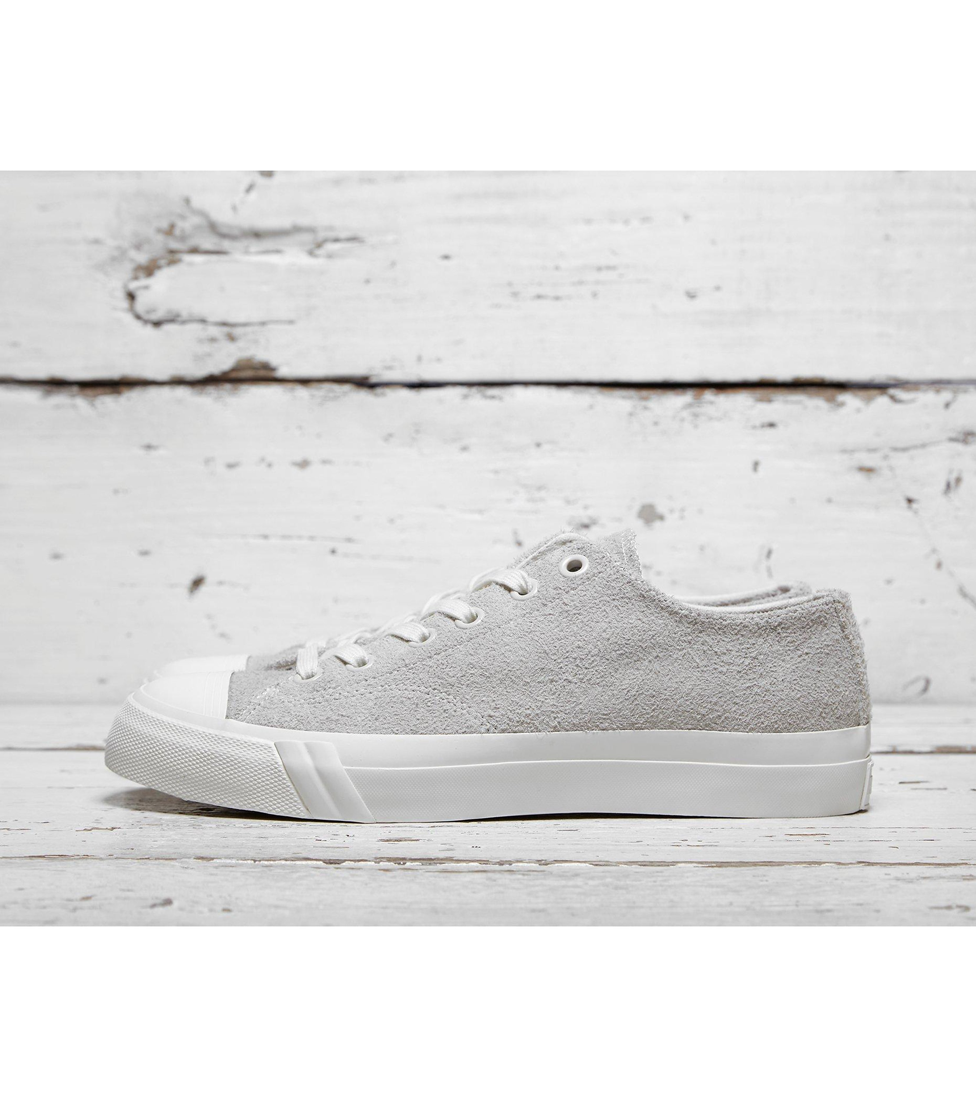 Pro-Keds Royal Lo Hairy Suede