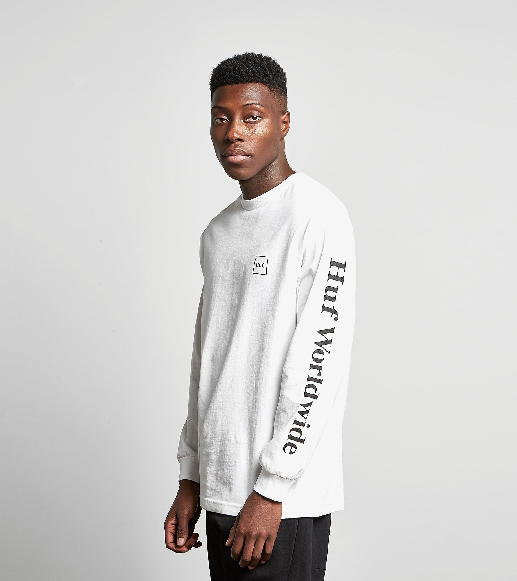 HUF Domestic Long-Sleeved T-Shirt