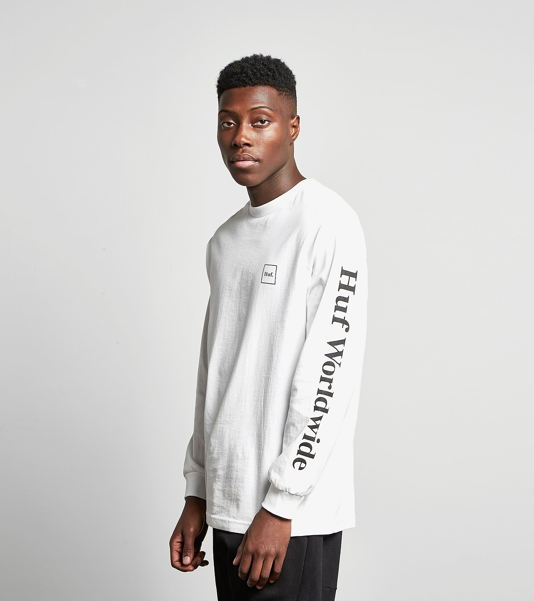 HUF Domestic Long-Sleeved T-Shirt