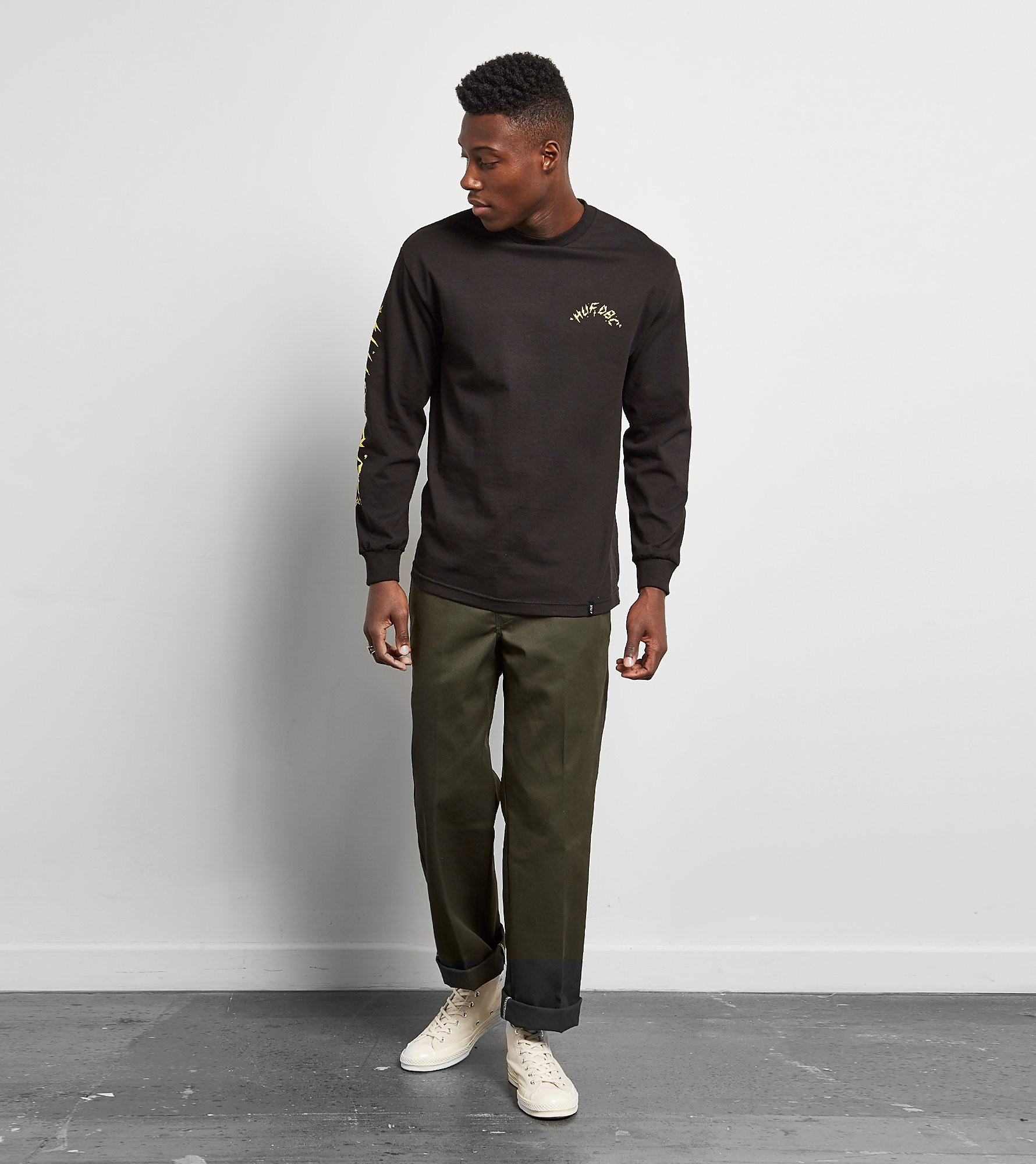 HUF Bolts Long-Sleeved T-Shirt
