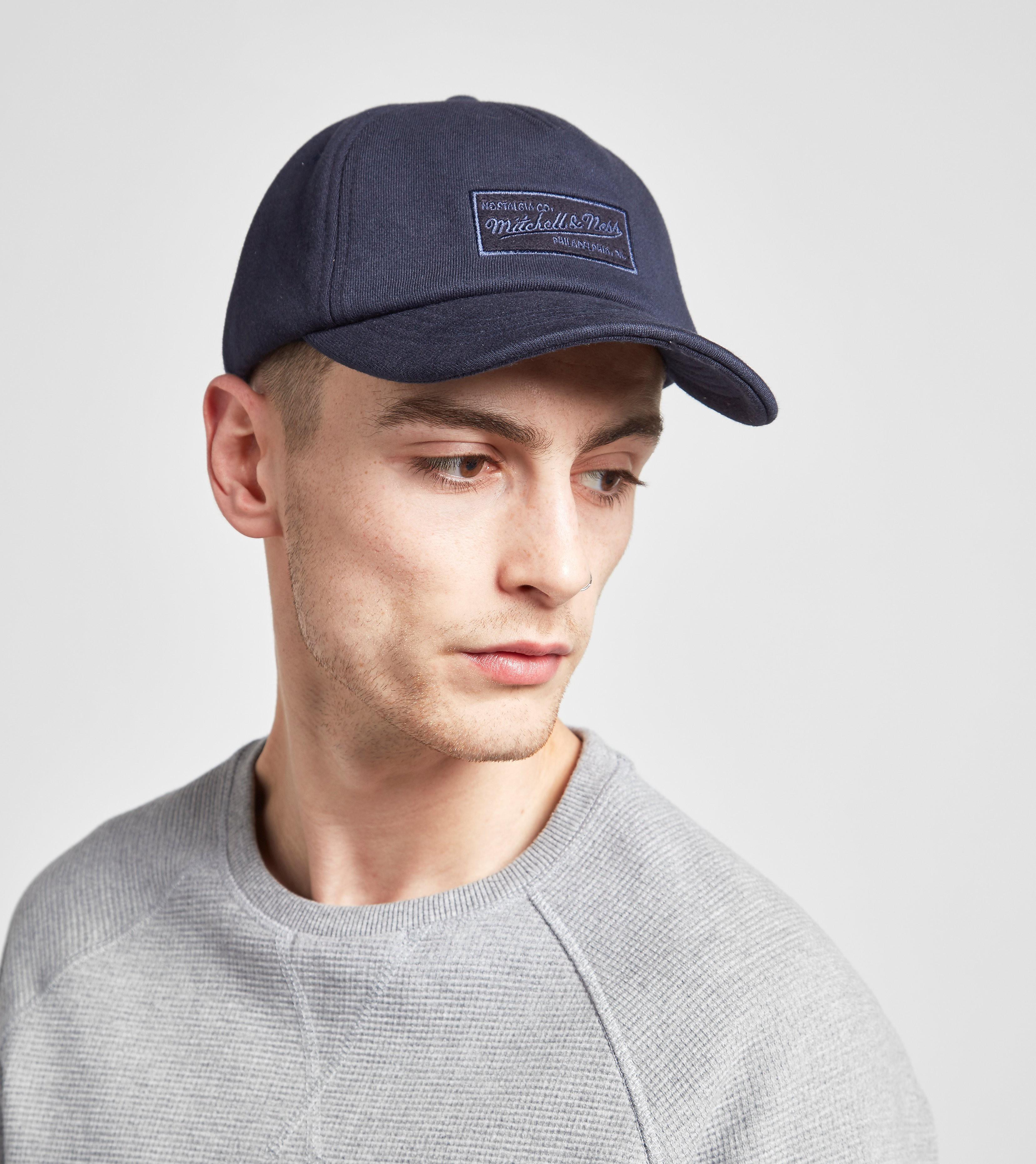 Mitchell & Ness Snapback Stitched Cap