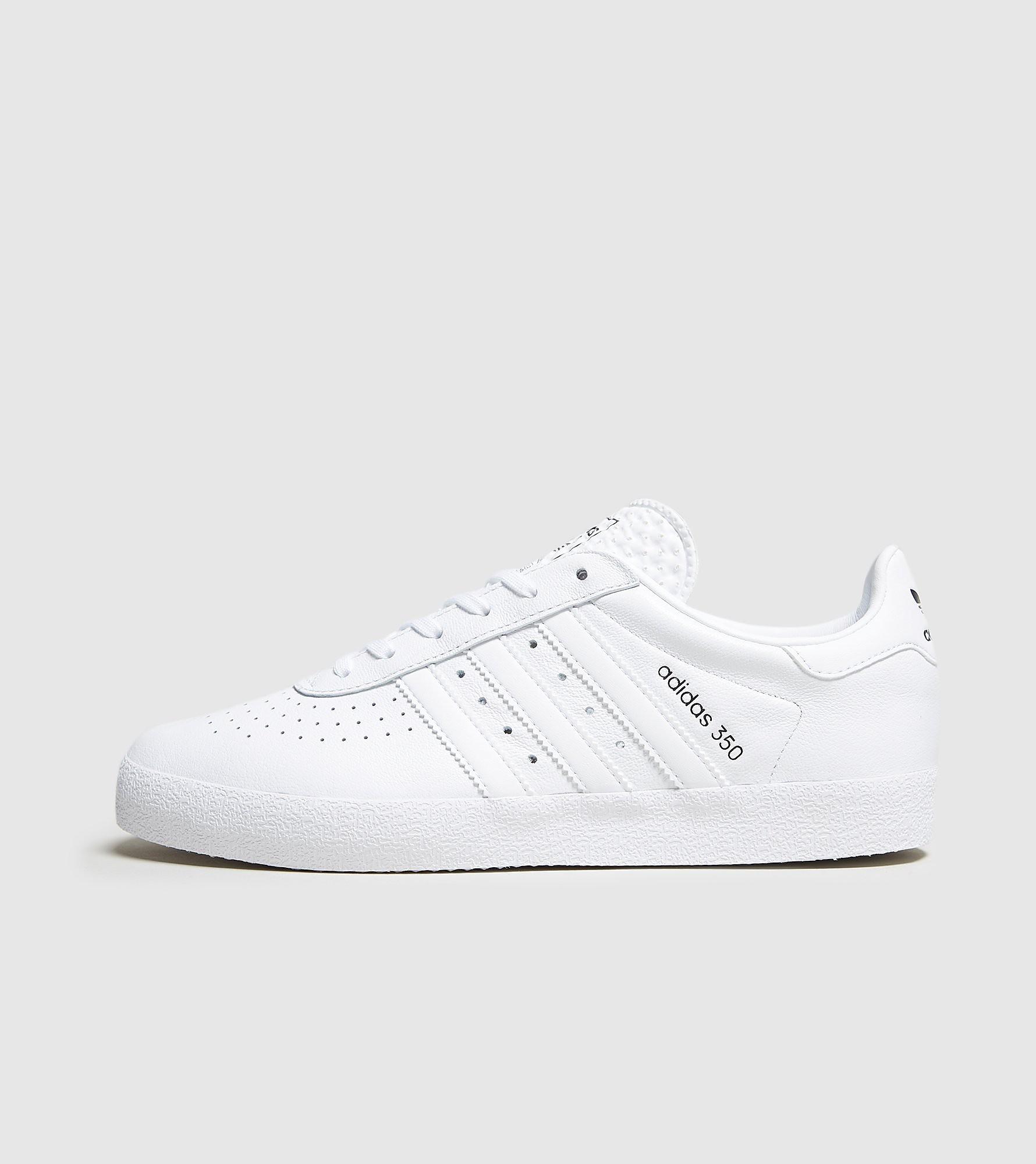 adidas Originals 350-leer, White