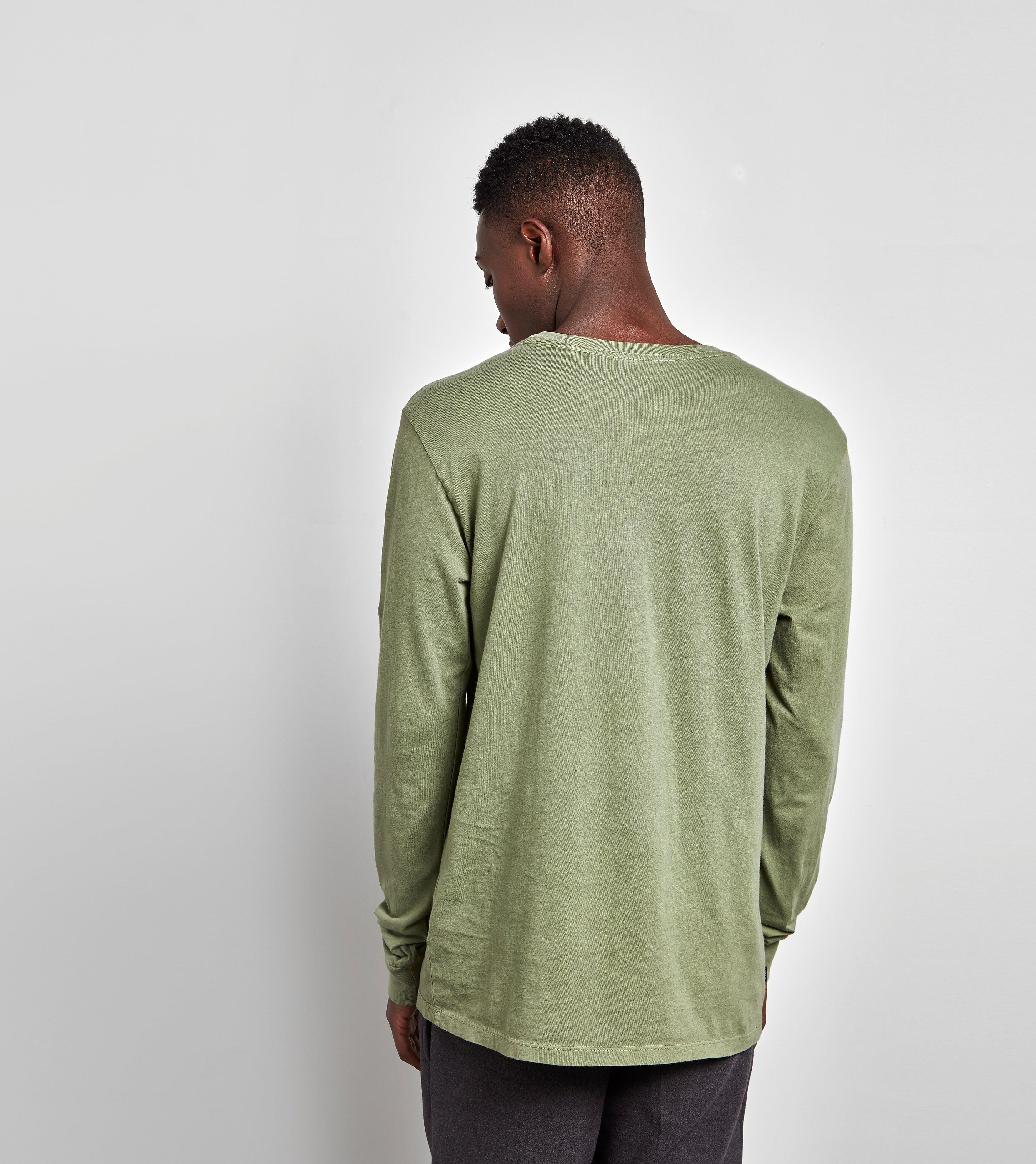 Obey Long-Sleeved Destruct Bloom T-Shirt