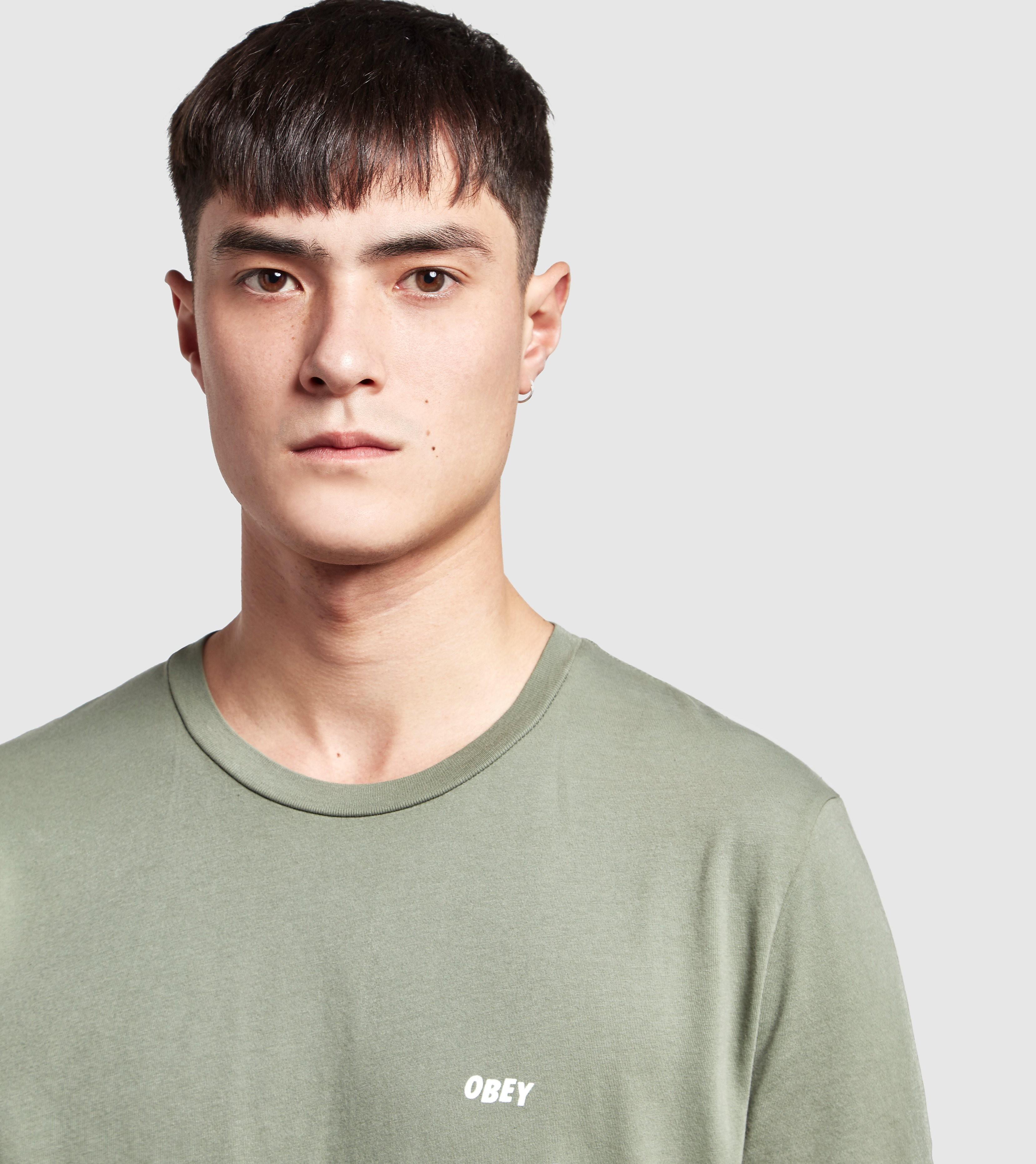Obey Jumble Logo T-Shirt