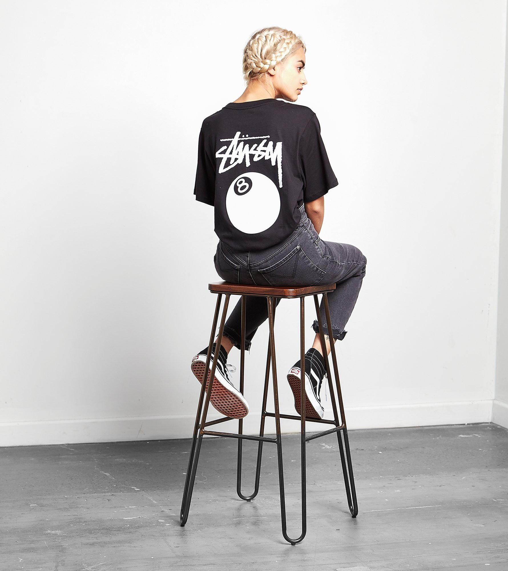 Stussy 8 Ball Boyfriend T-Shirt