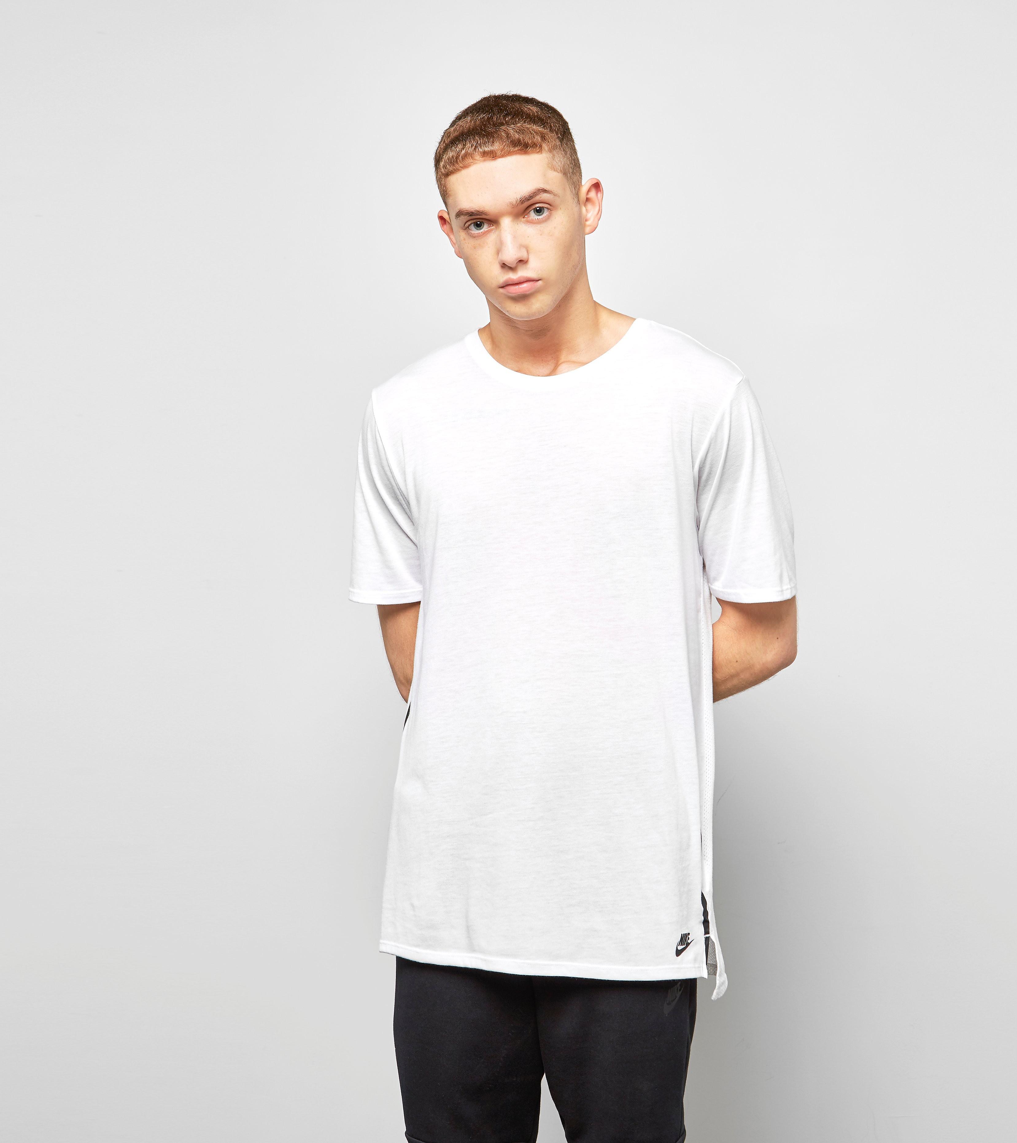 Nike Tech Drop Hem T-Shirt