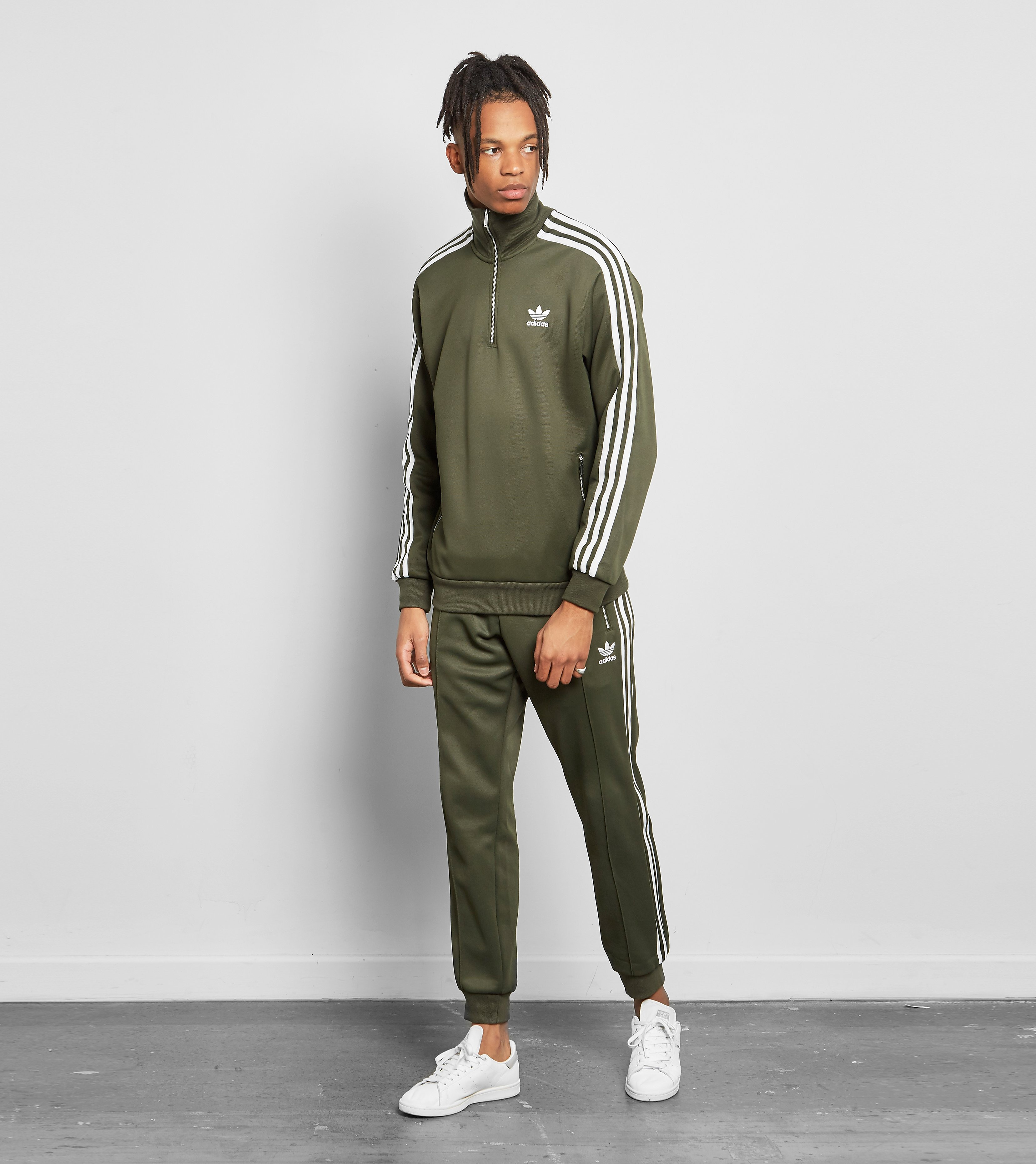 adidas Originals Half Zip CNTP Track Top - size? Exclusive
