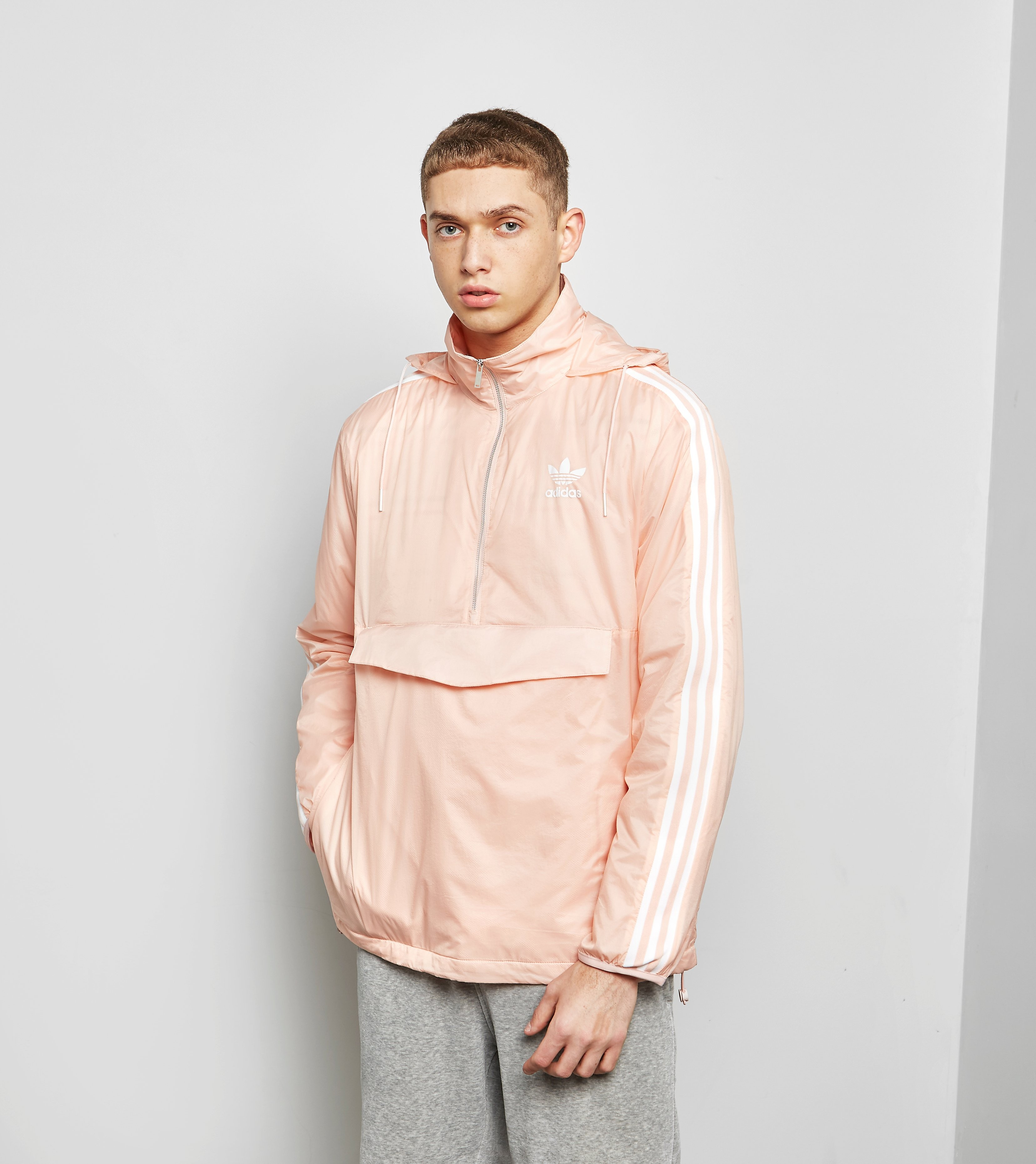 adidas Originals Windbreaker Jas- size?exclusive, Pink