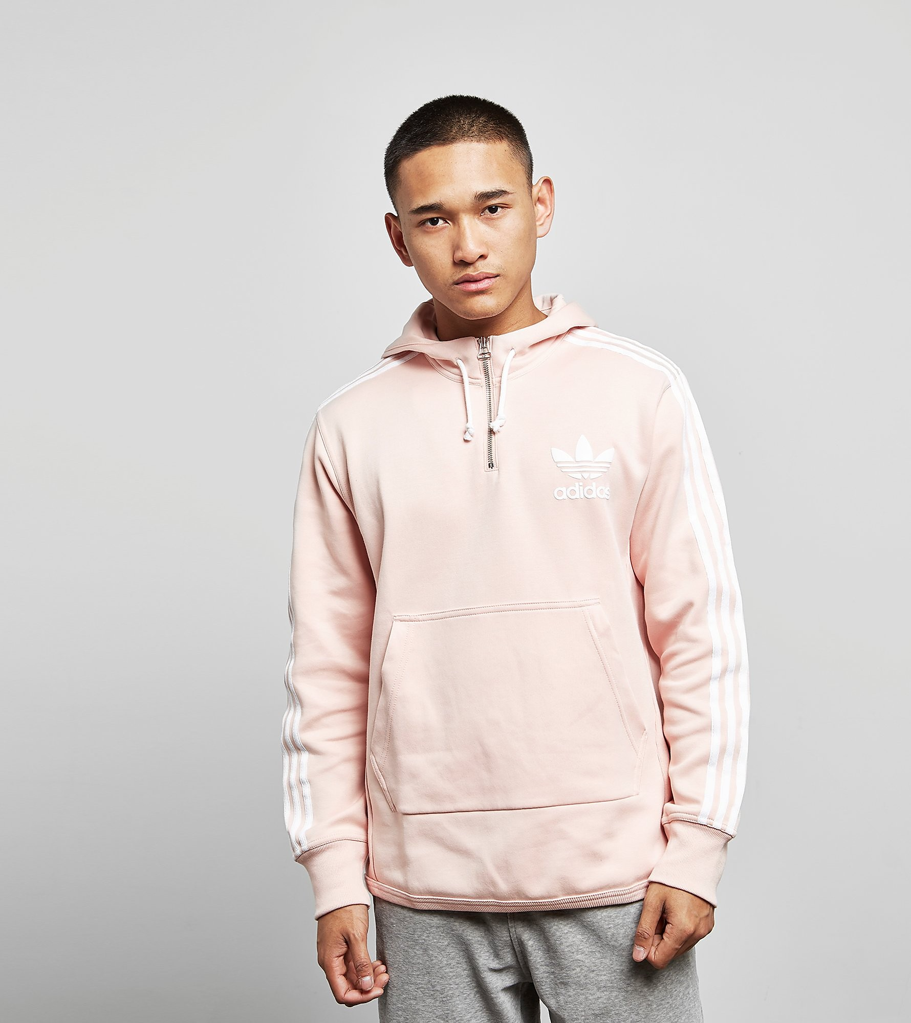 adidas Originals Sweat à Capuche ADC Half-Zip - Exclusivité size?