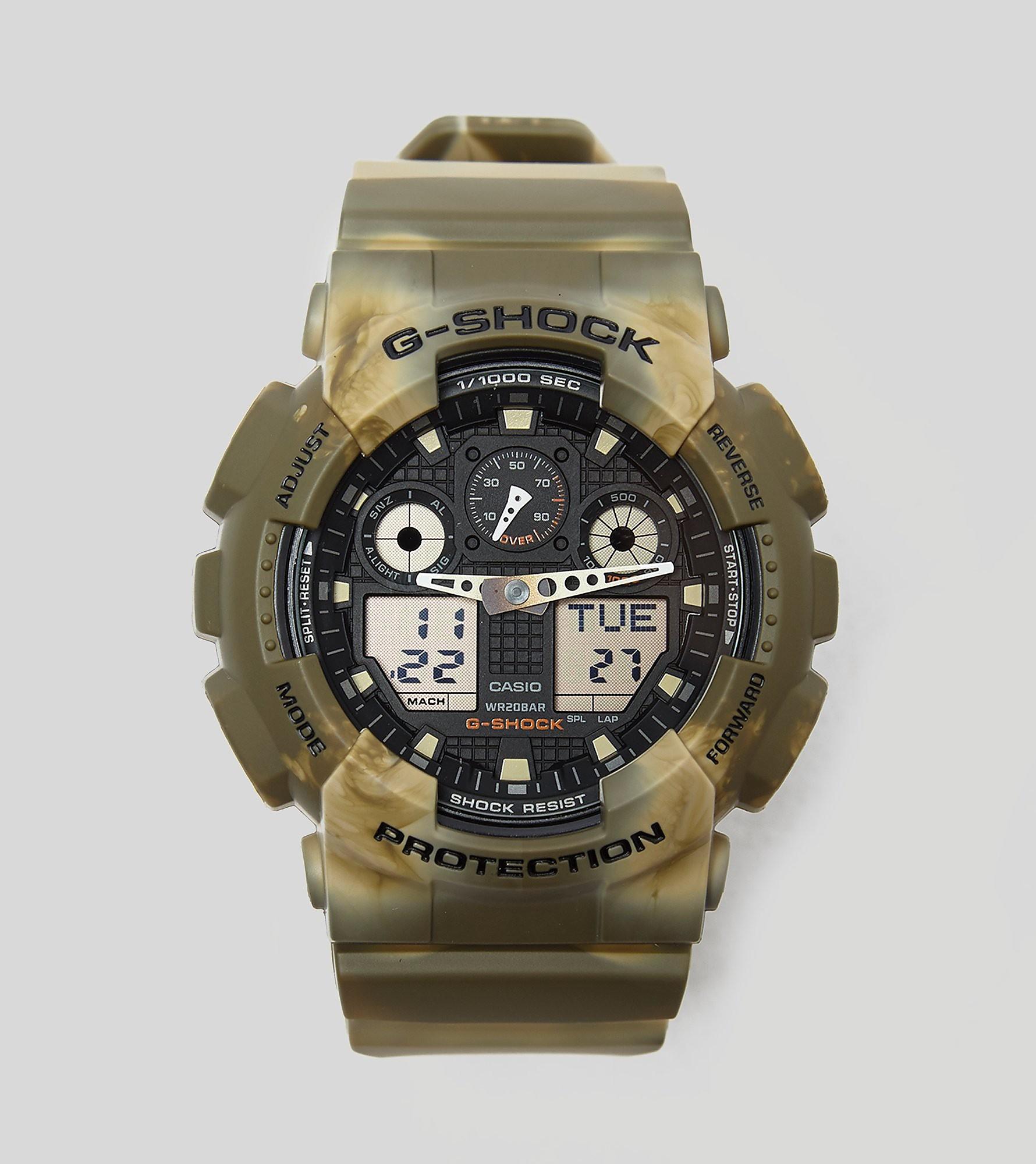 G-Shock GA100MM5AER Camouflage