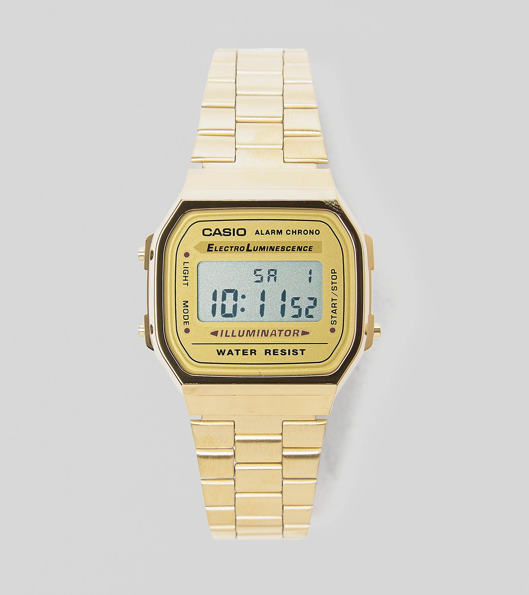 Casio A168 Classic Watch