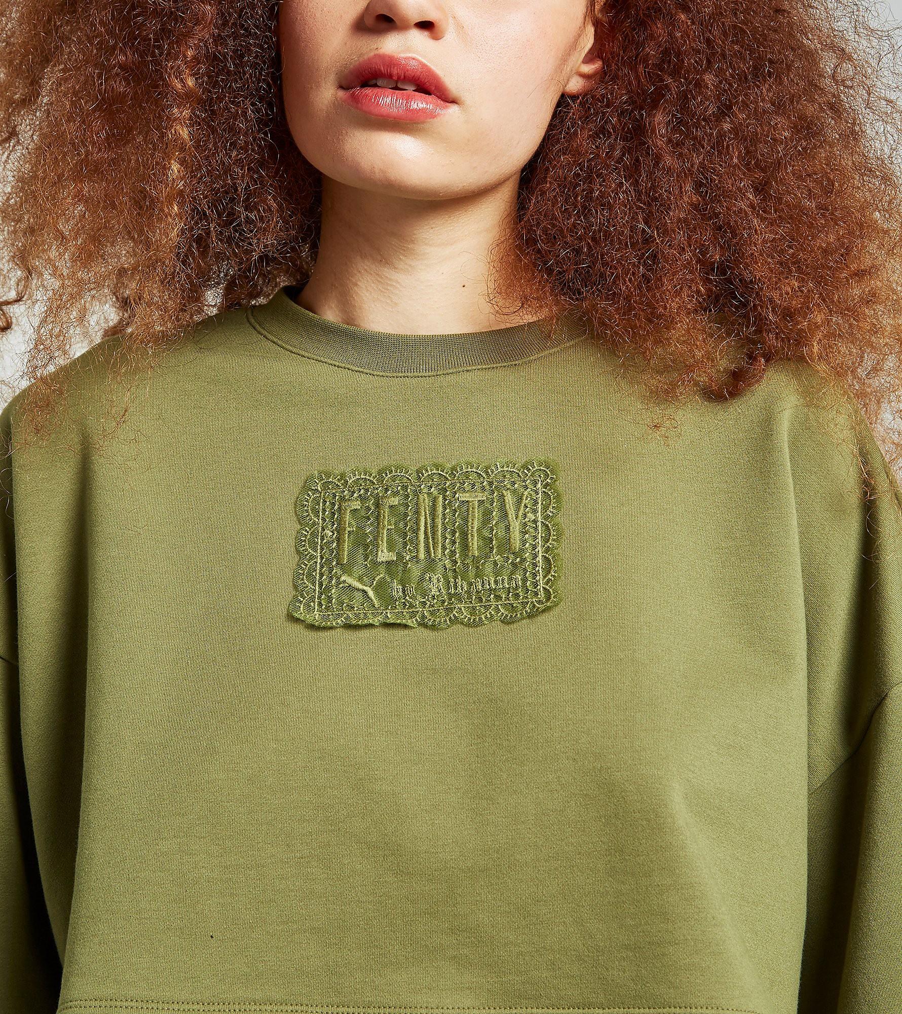 PUMA x Fenty Crop T-Shirt