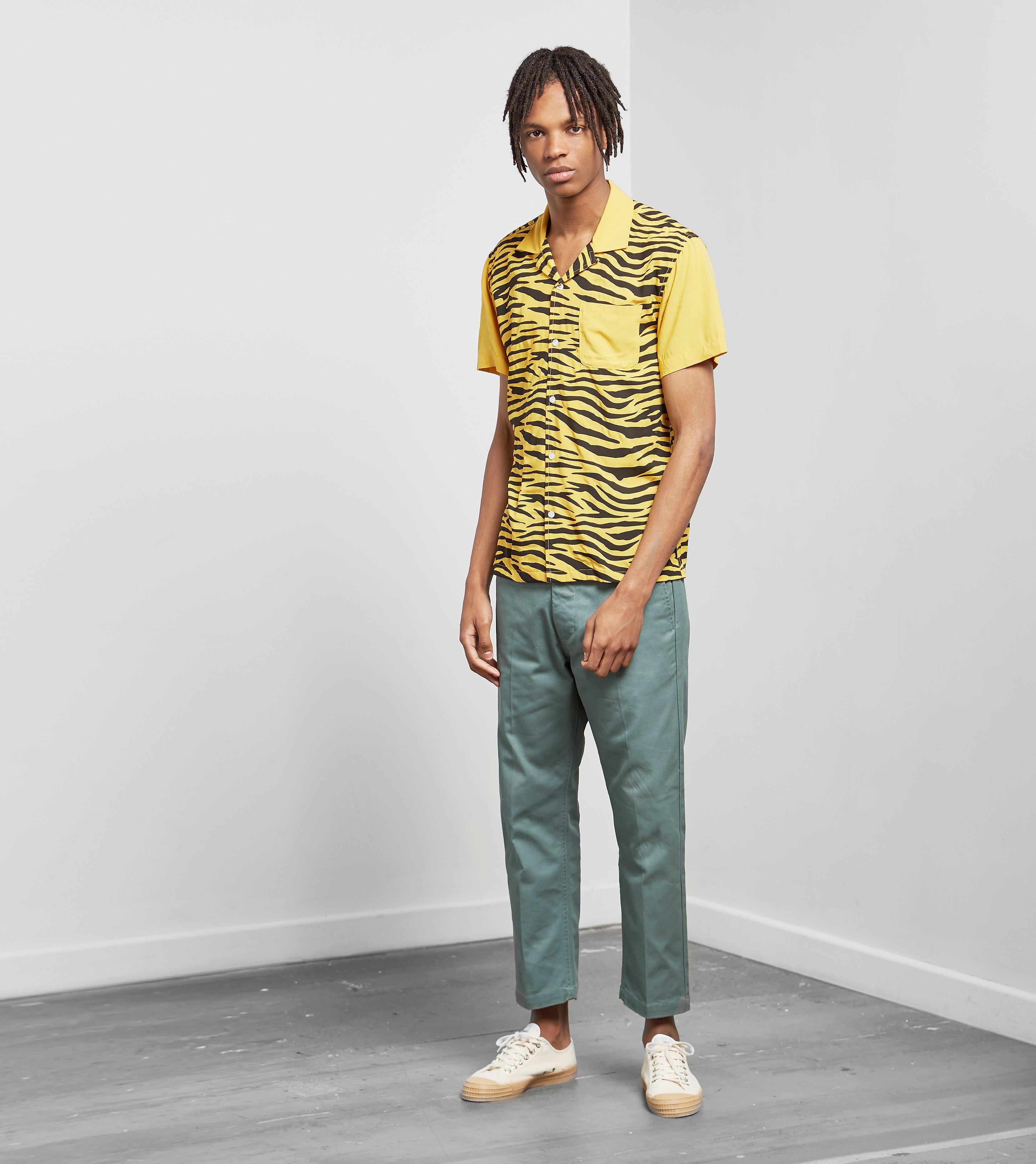 HUF Short-Sleeved Tiger Shirt