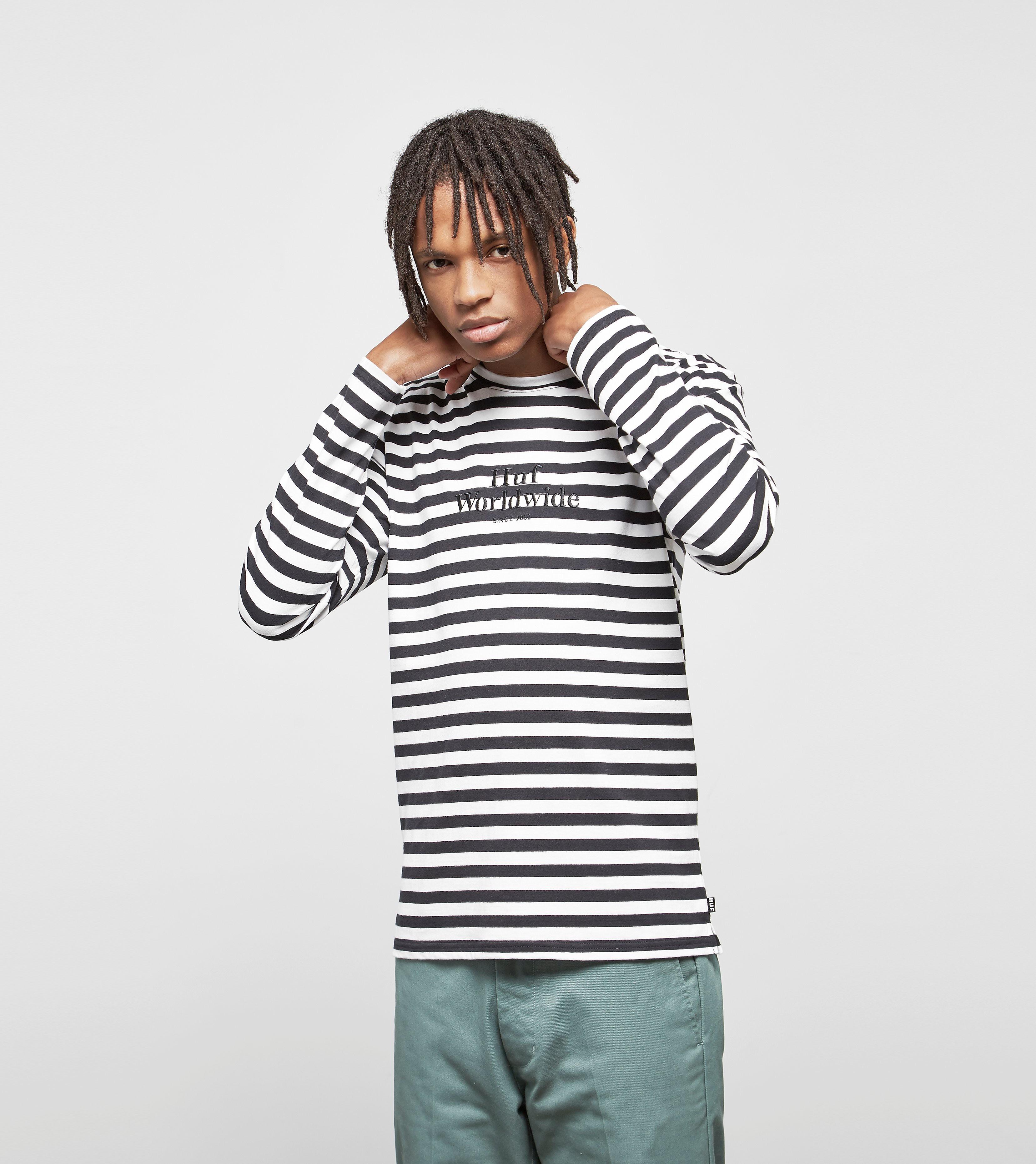 HUF Long-Sleeved Montauk T-Shirt