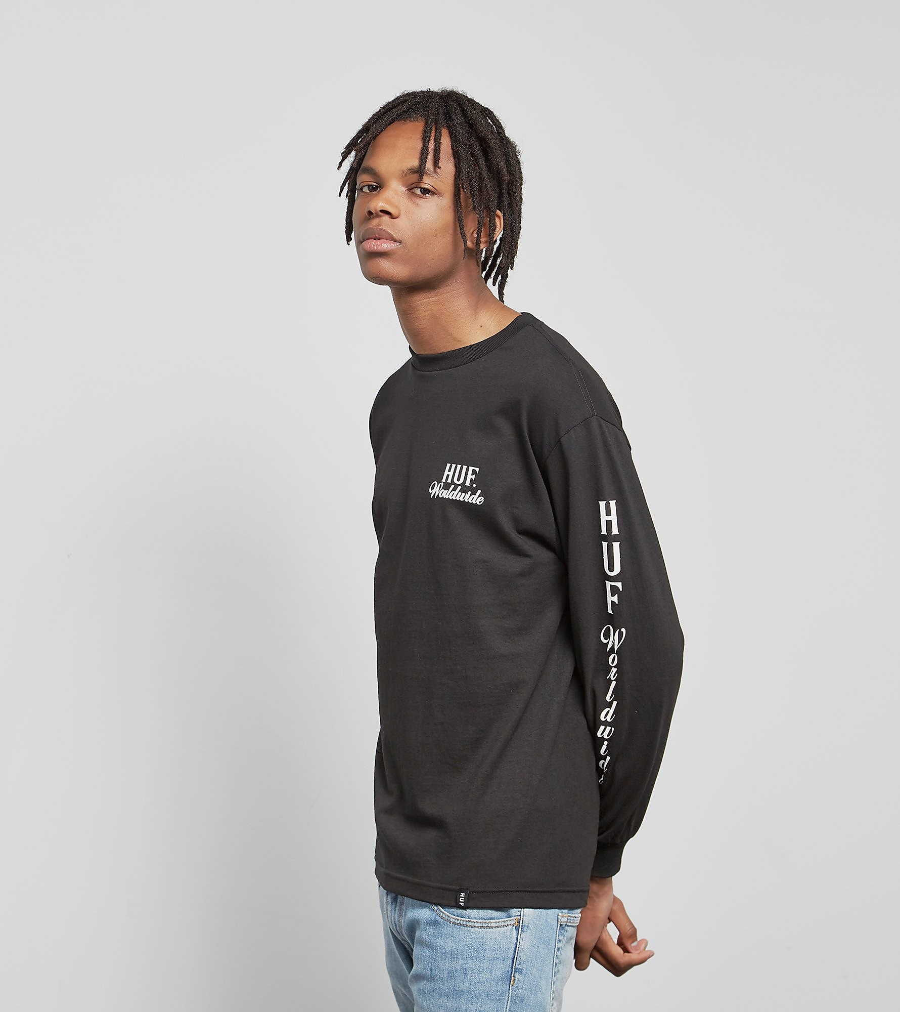 HUF Long-Sleeved Ultra T-Shirt