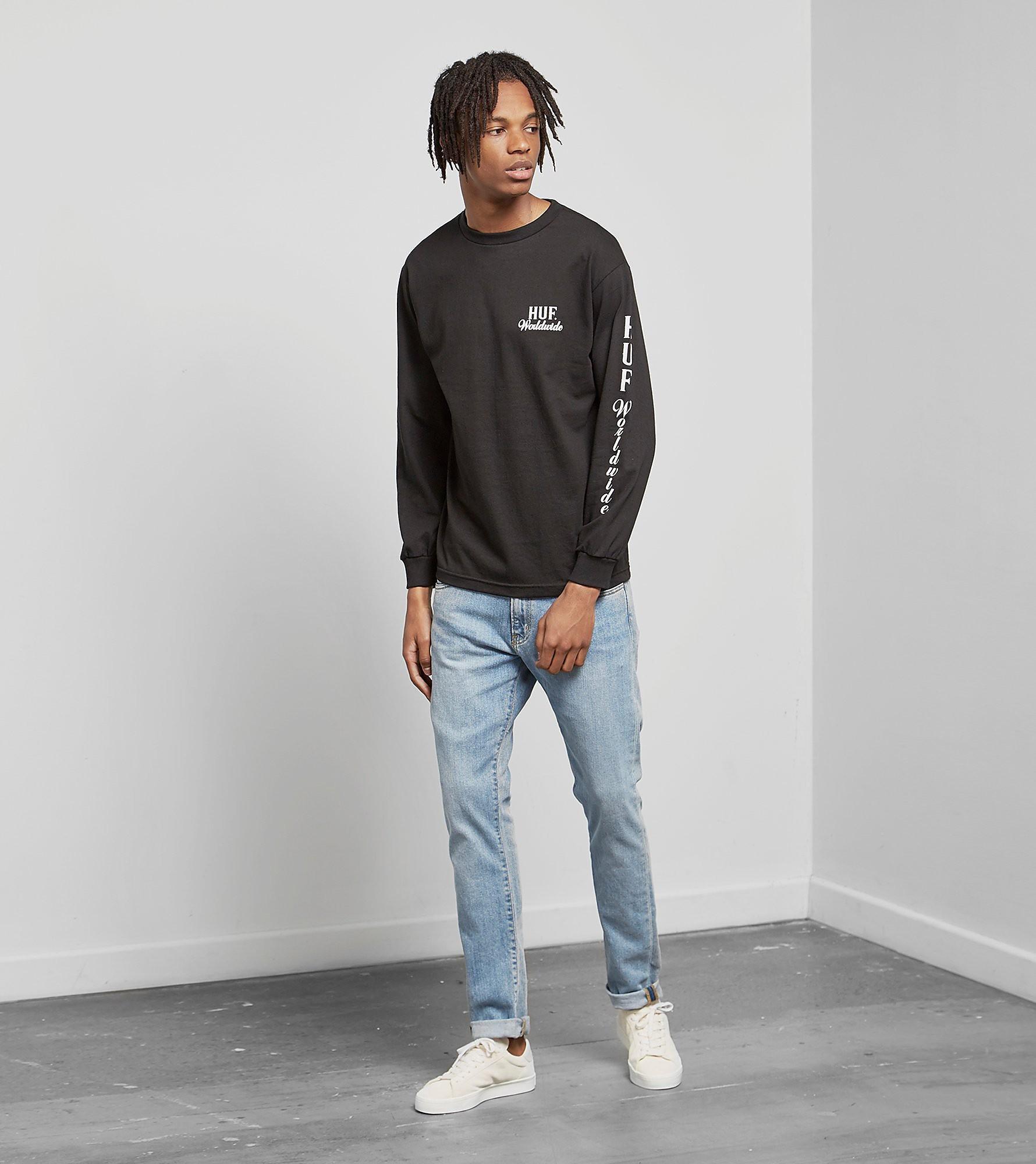 HUF Long-Sleeved Ultra T-Shirt