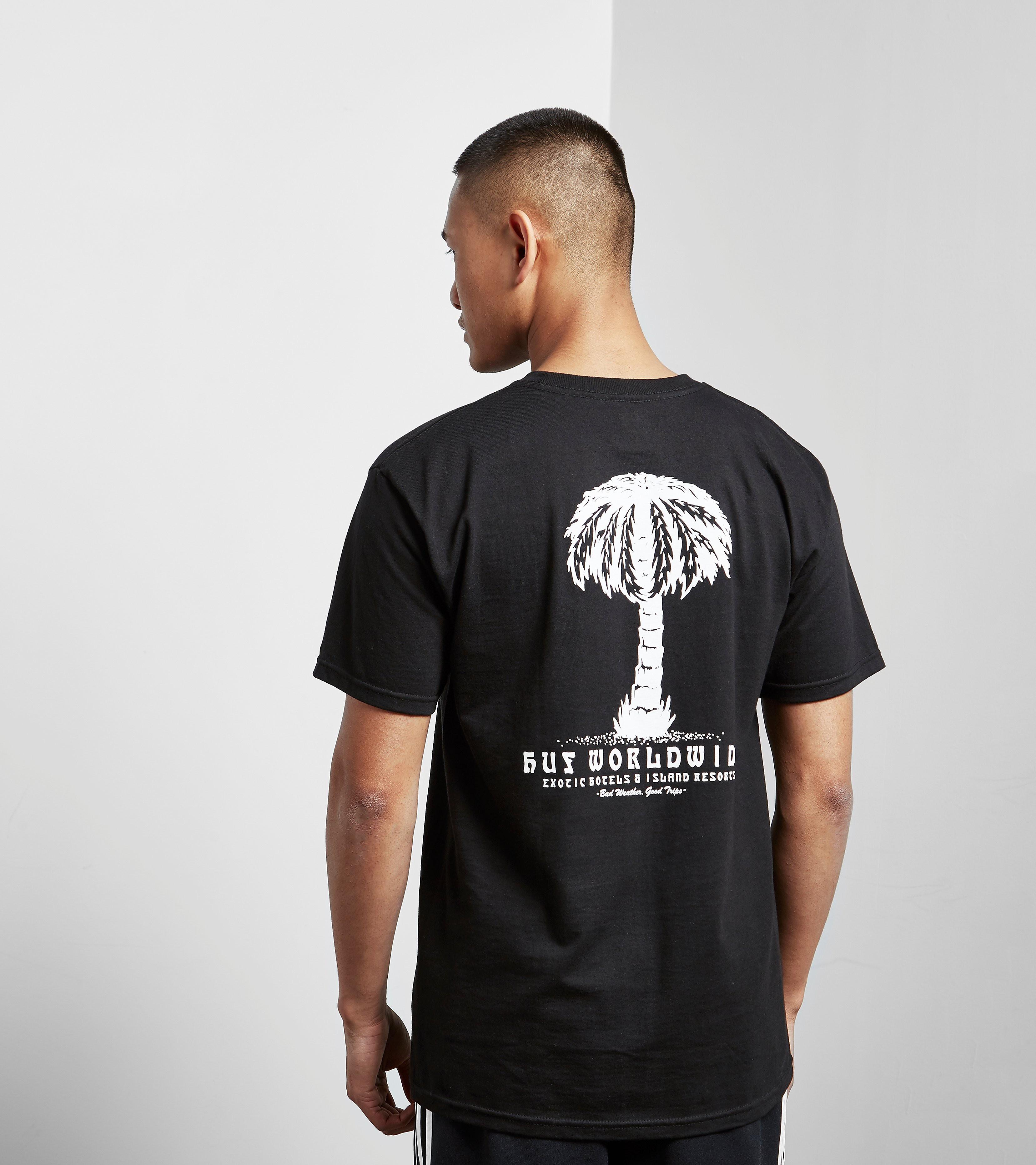 HUF Resort T-Shirt