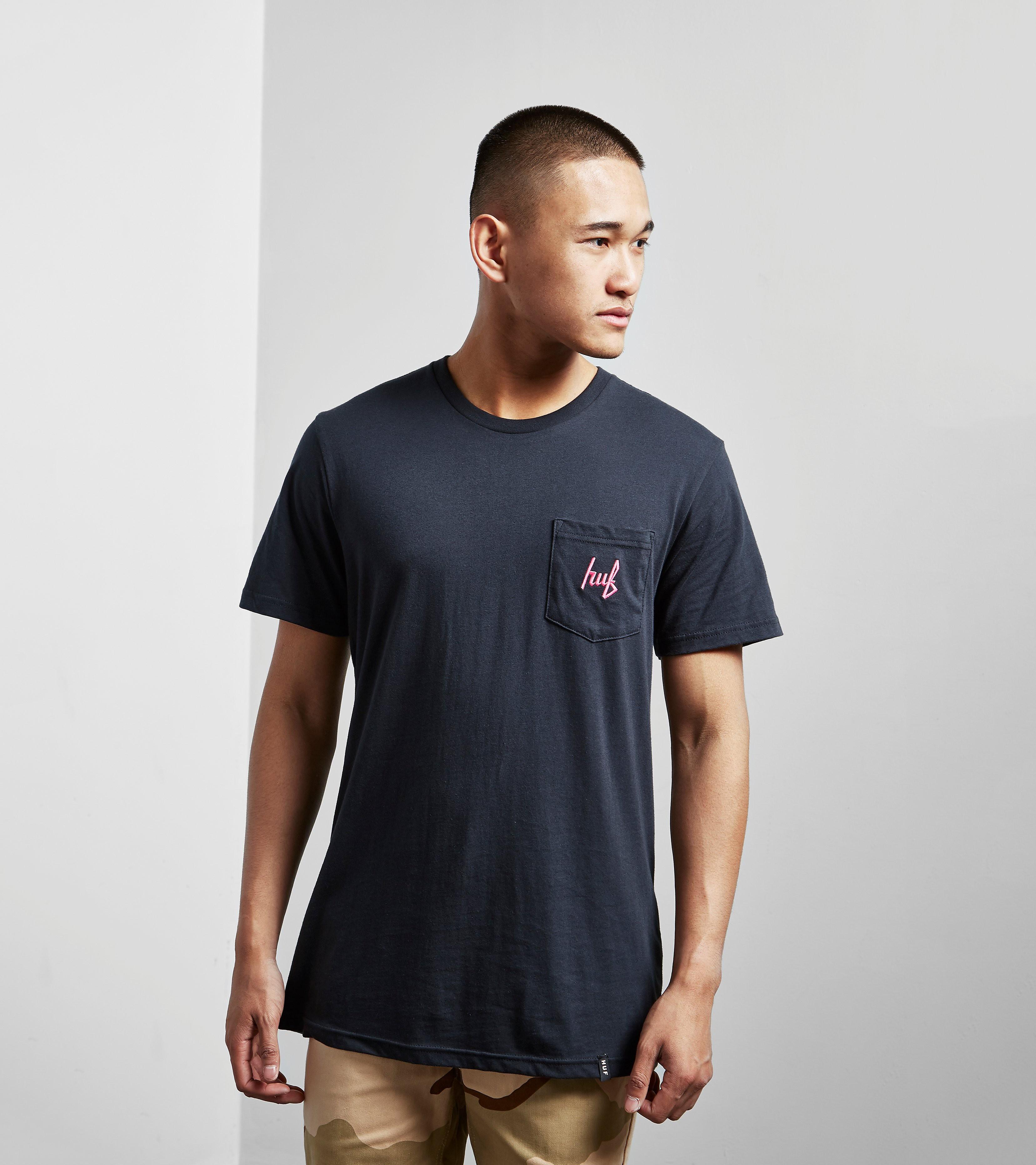 HUF Stage Pocket T-Shirt