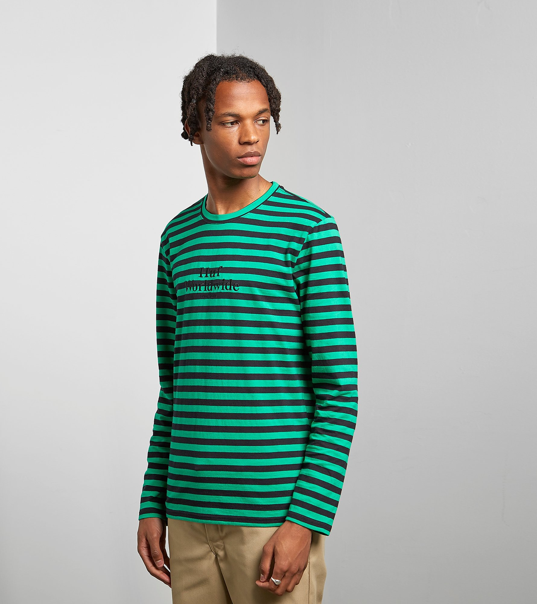 HUF Long-Sleeved Montauk T-Shirt