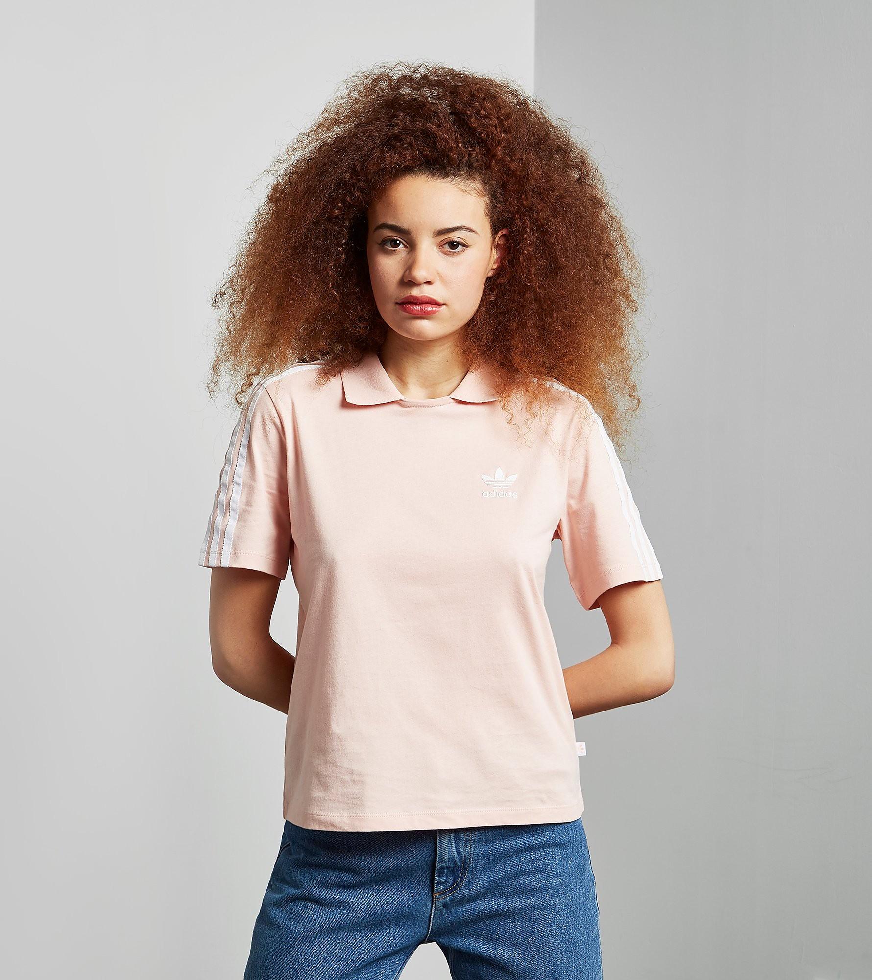 adidas Originals Three Stripes Polo Hemd