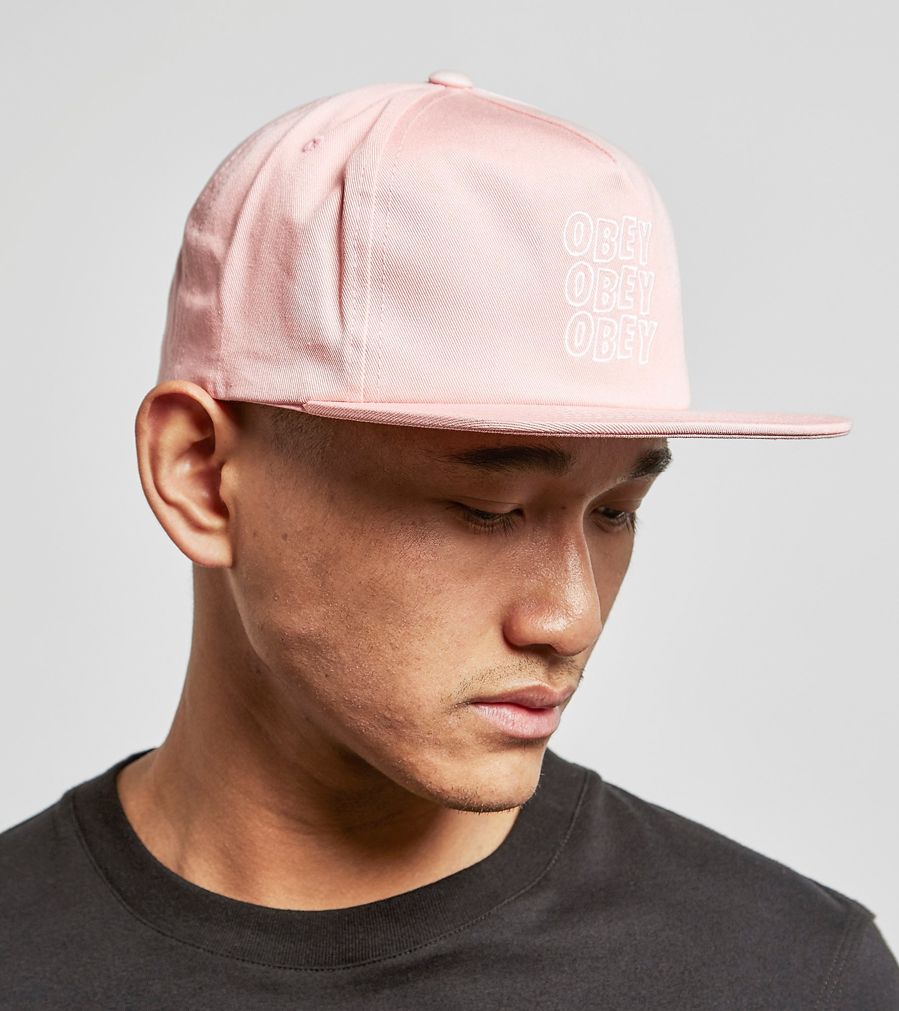 Obey Repitition Snapback